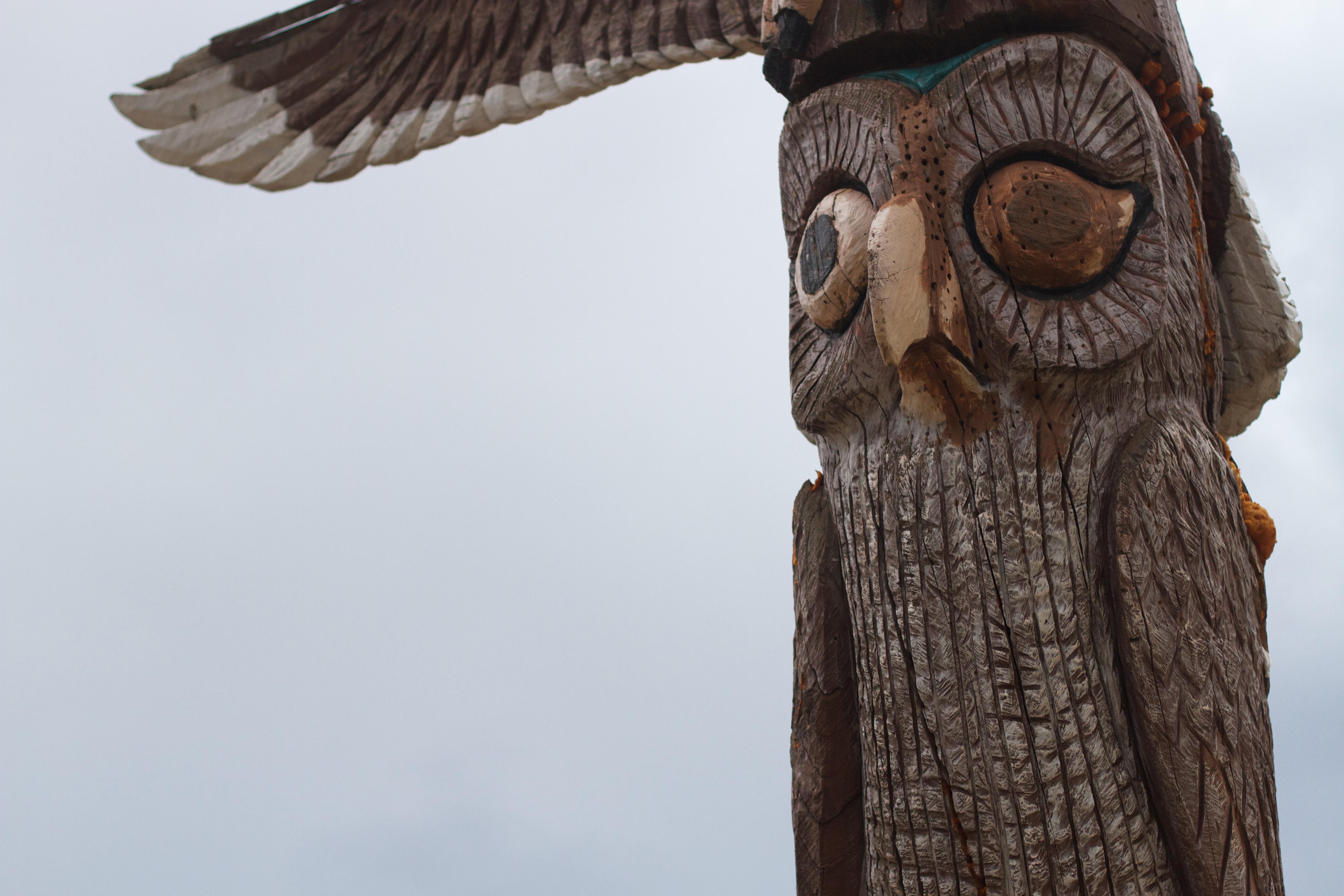 можно беспрепятственно картинки сова статуя помощи