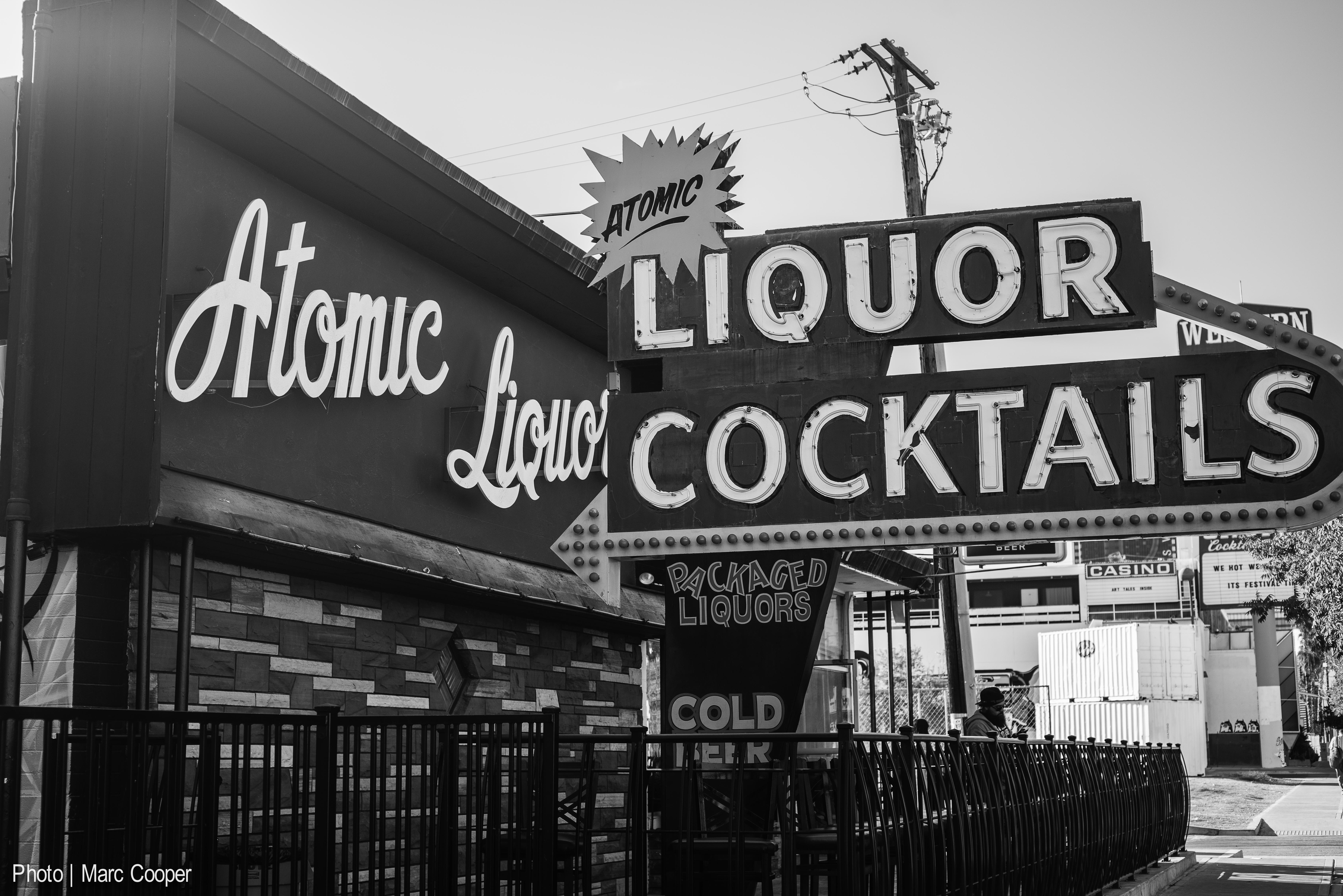 Black And White Advertising Monochrome Brand Vintagevegas Atomicliquor Vintagebar Photography