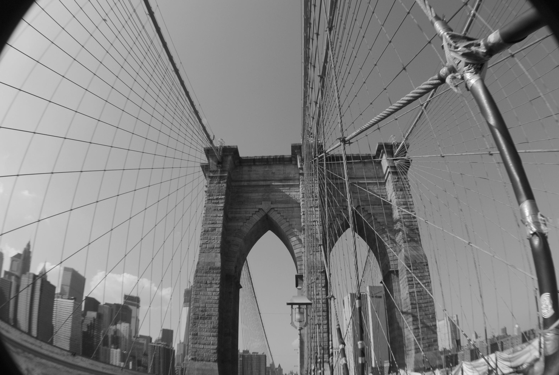 Fotos gratis en blanco y negro arquitectura puente for Arquitectura en linea gratis