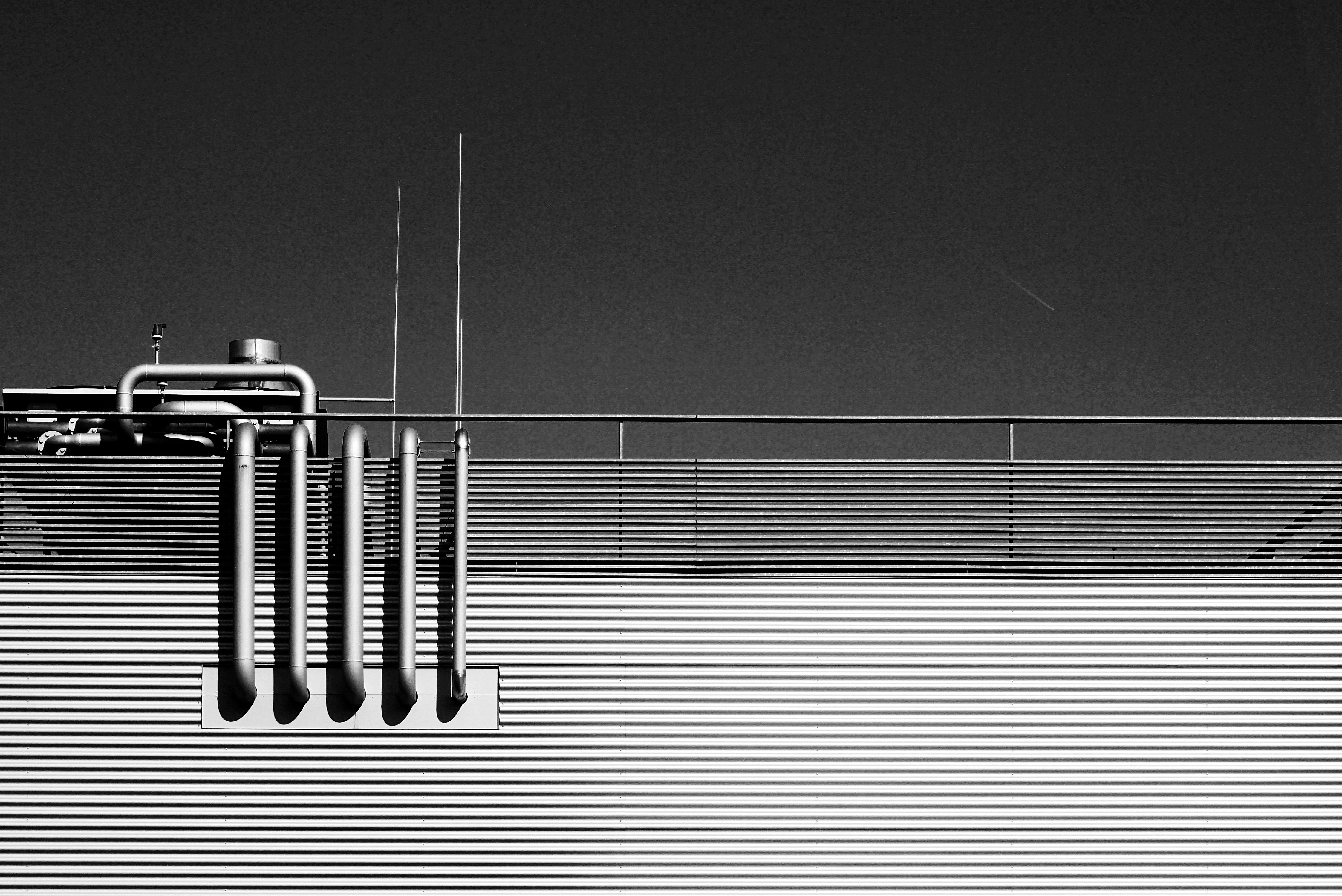 Kostenlose foto : Schwarz und weiß, die Architektur, Linie ...
