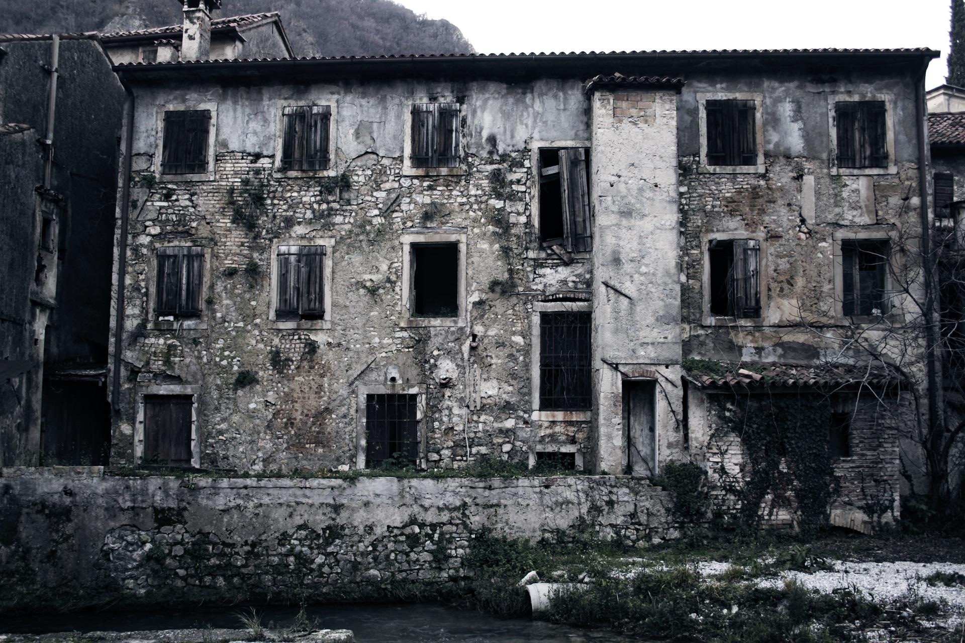 картинки руины домов новой модели