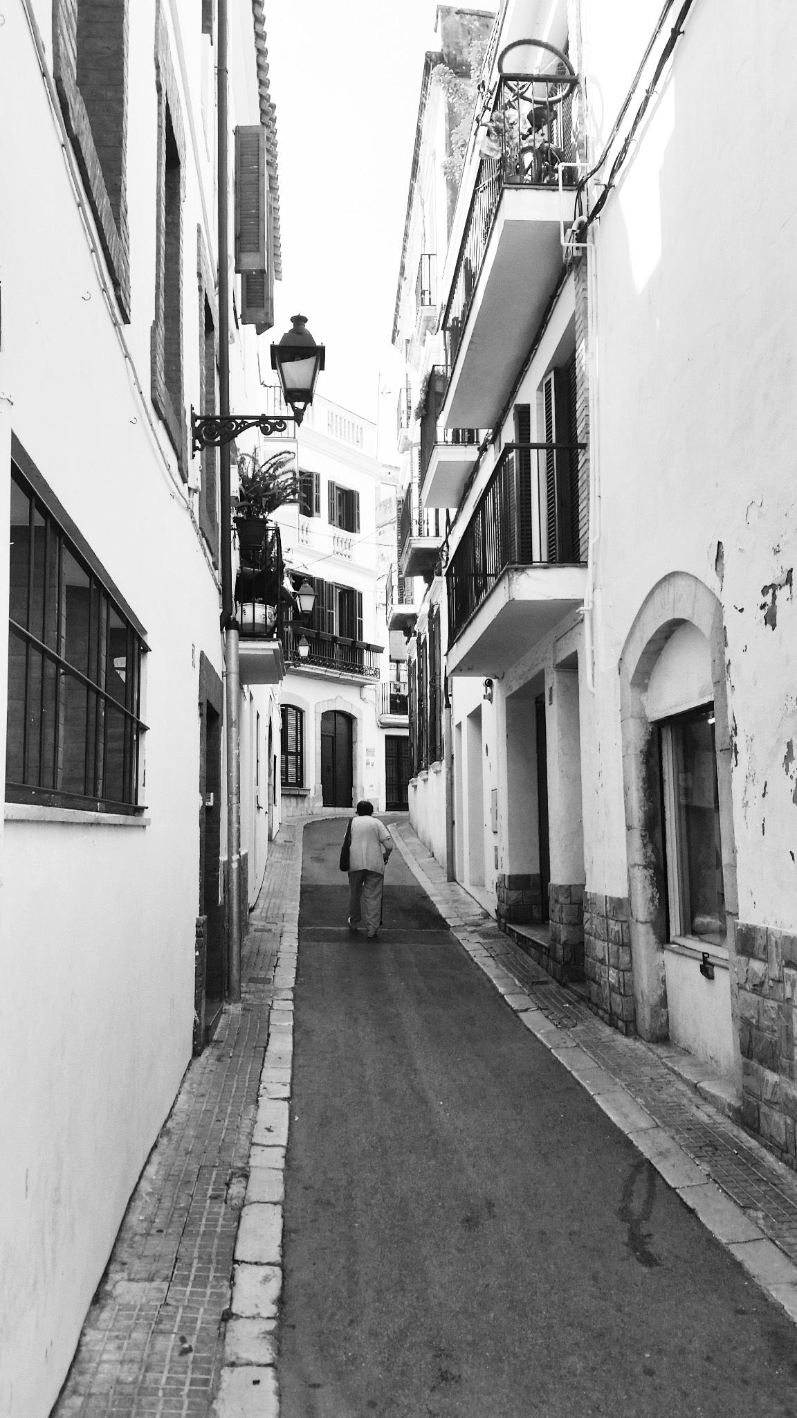Fotos gratis en blanco y negro arquitectura la - Casas gratis en pueblos de espana ...