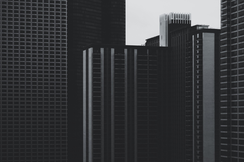 Темная картинка недвижимости всего