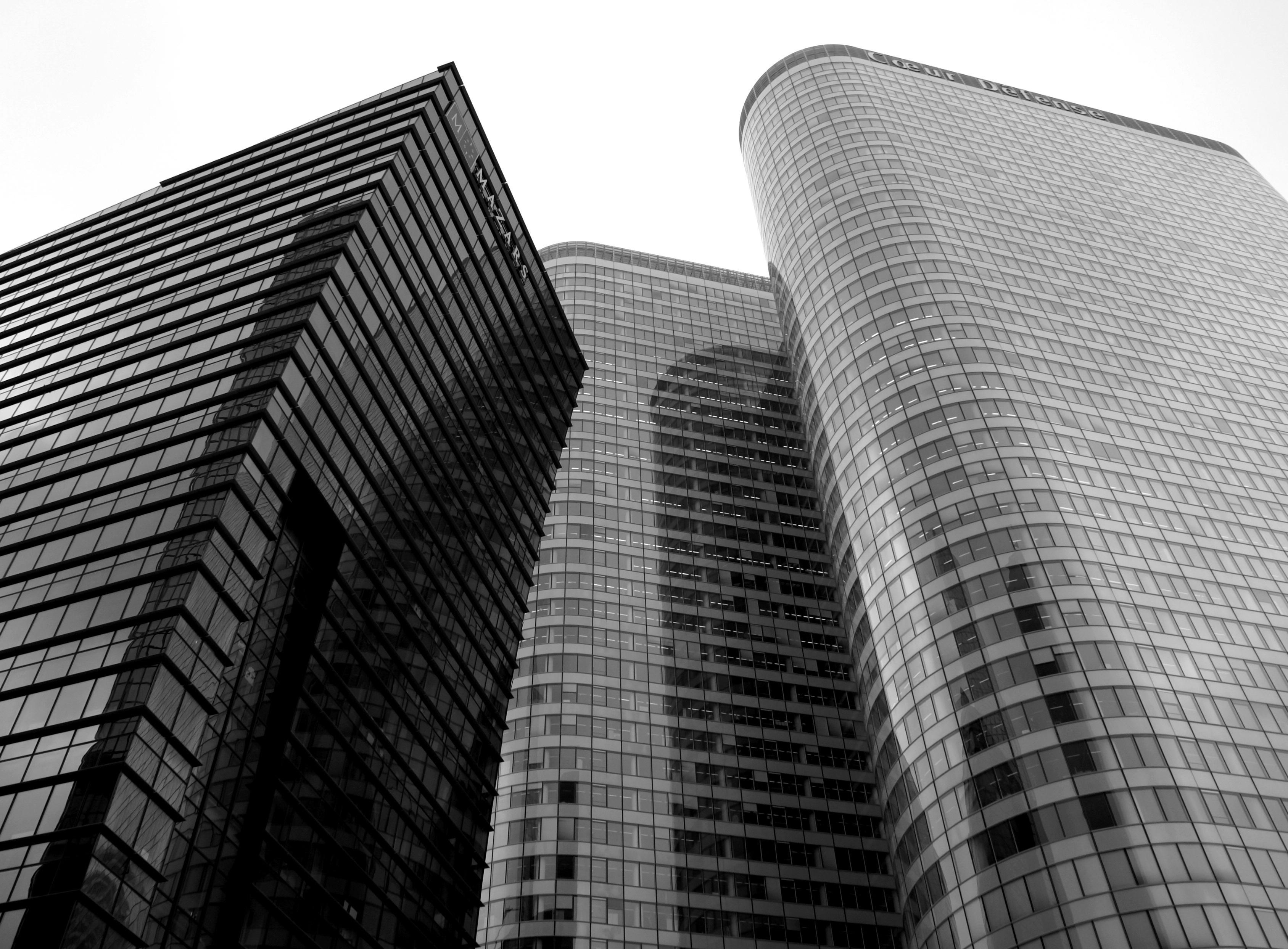 Images gratuites noir et blanc architecture structure for Architecture noir et blanc