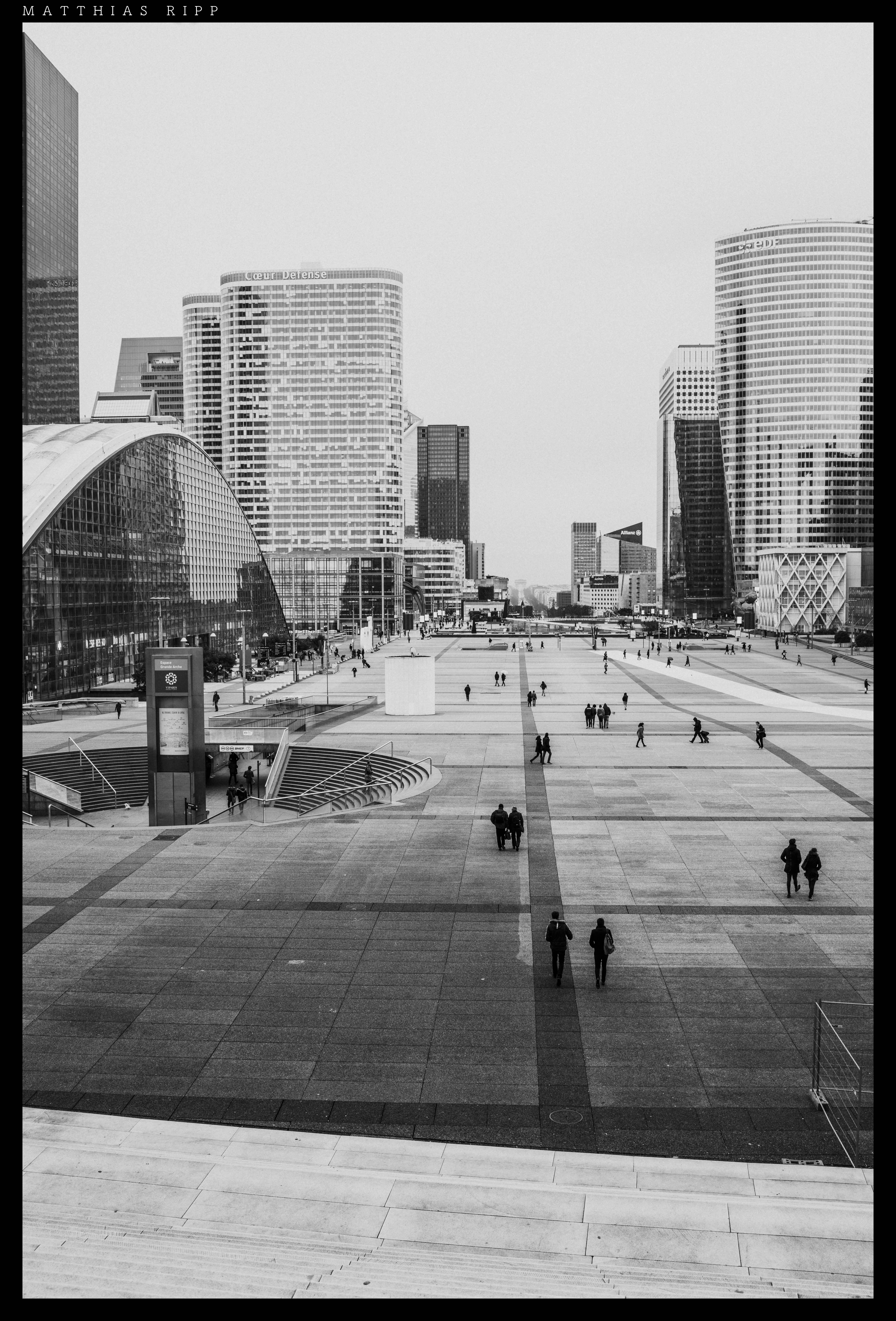 Kostenlose foto : Schwarz und weiß, die Architektur, Weiß, Skyline ...