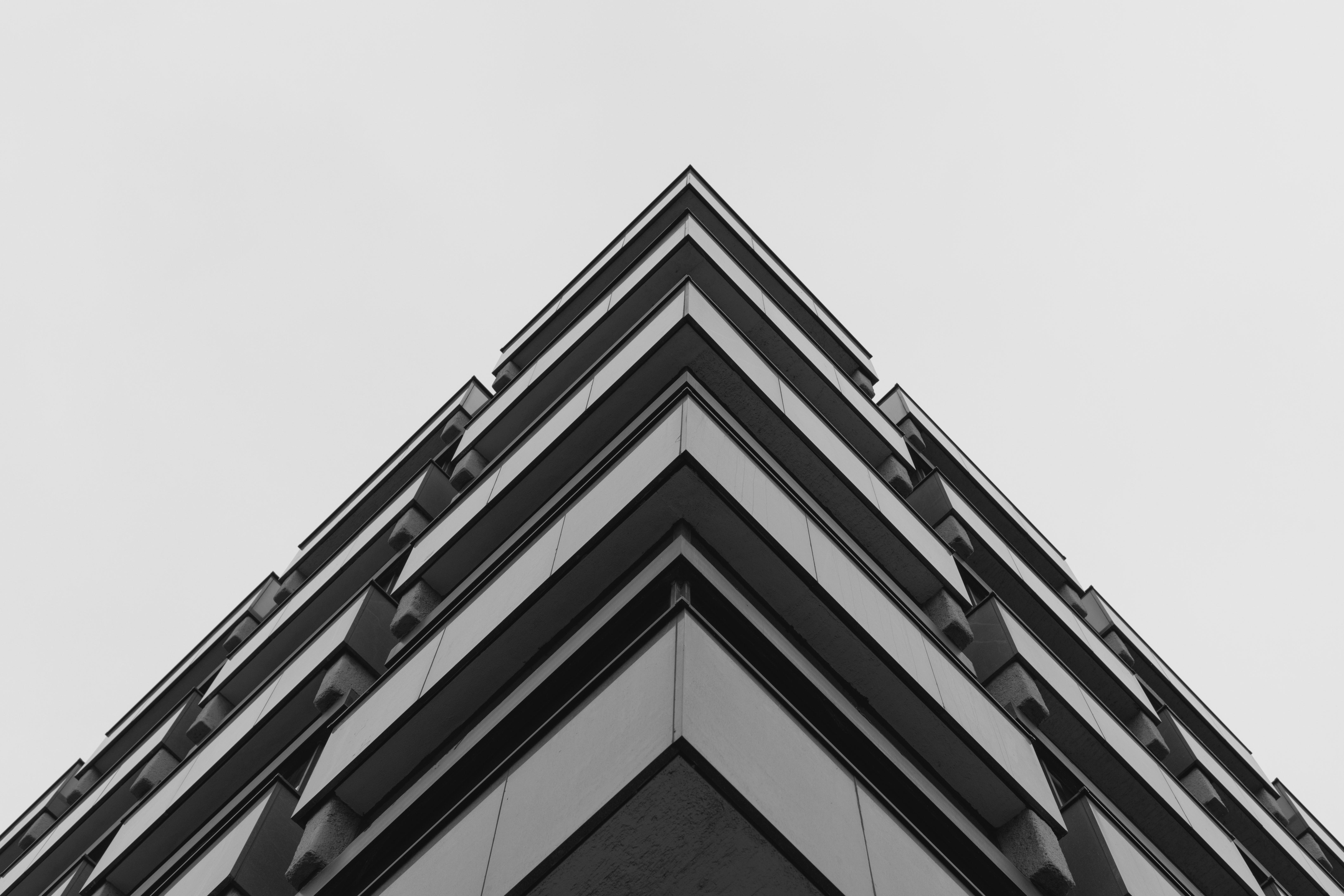fotos gratis en blanco y negro arquitectura ventana