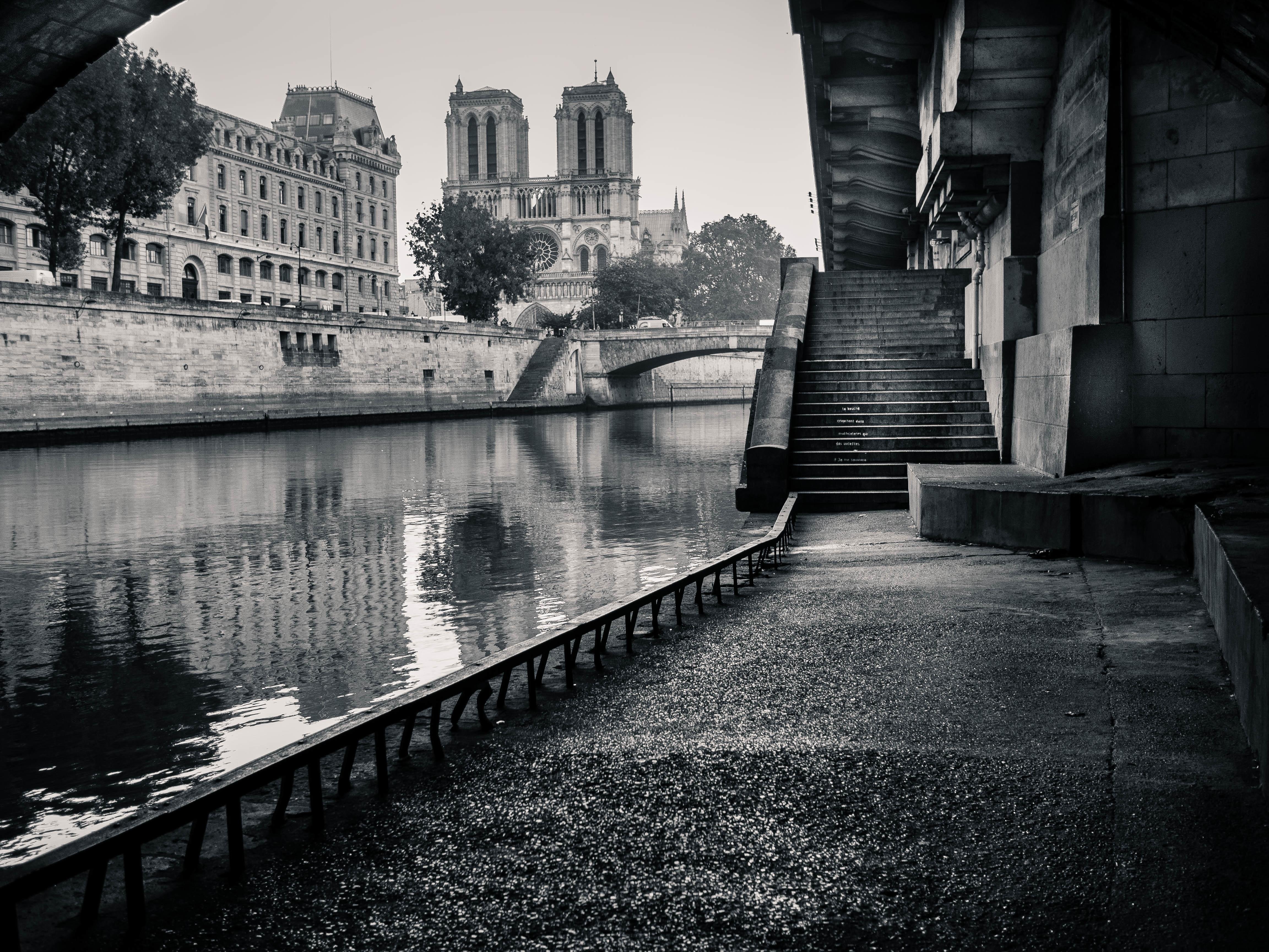 Images gratuites noir et blanc pont la photographie for La photographie