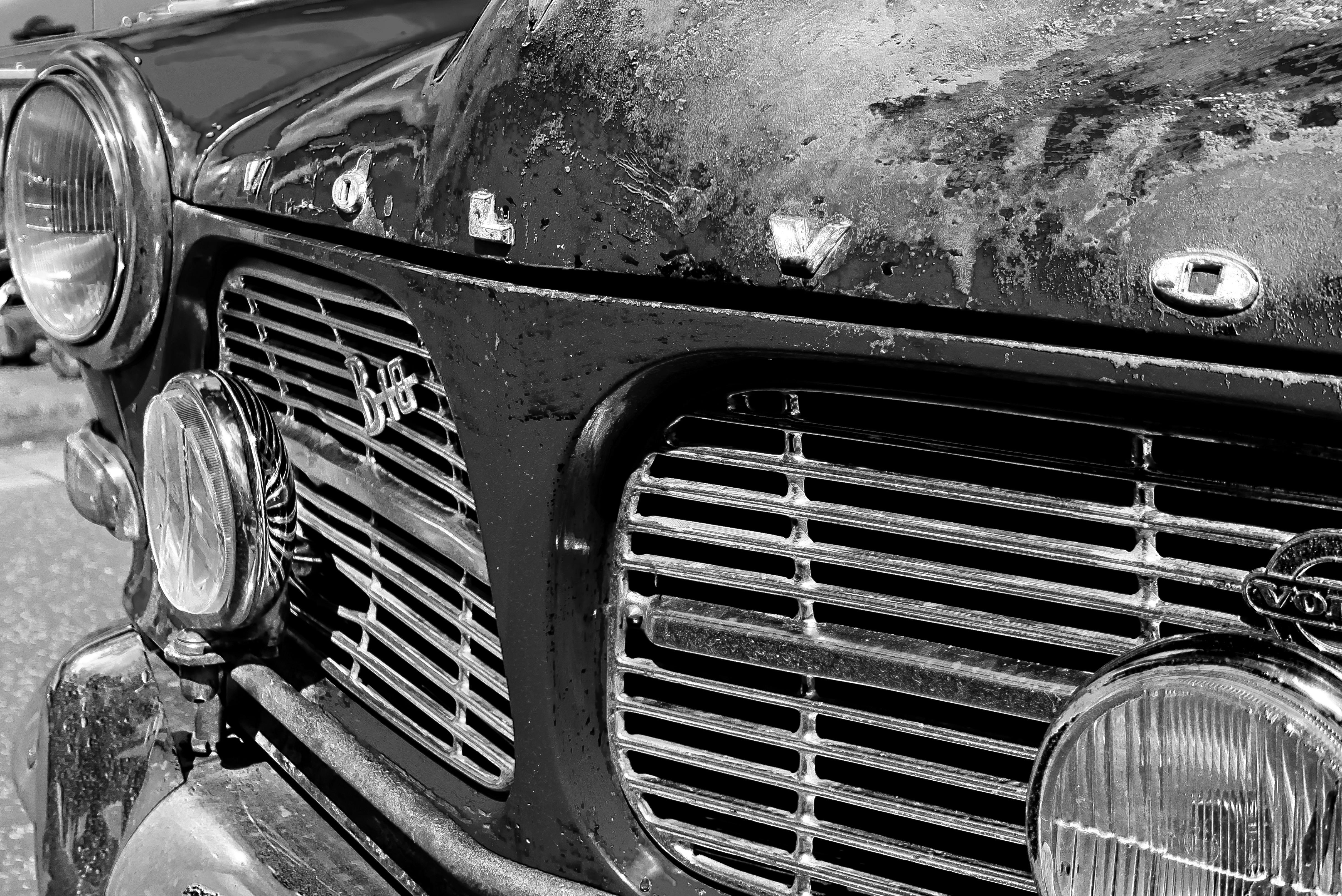 Free Images : black and white, wheel, old, motor vehicle, vintage ...