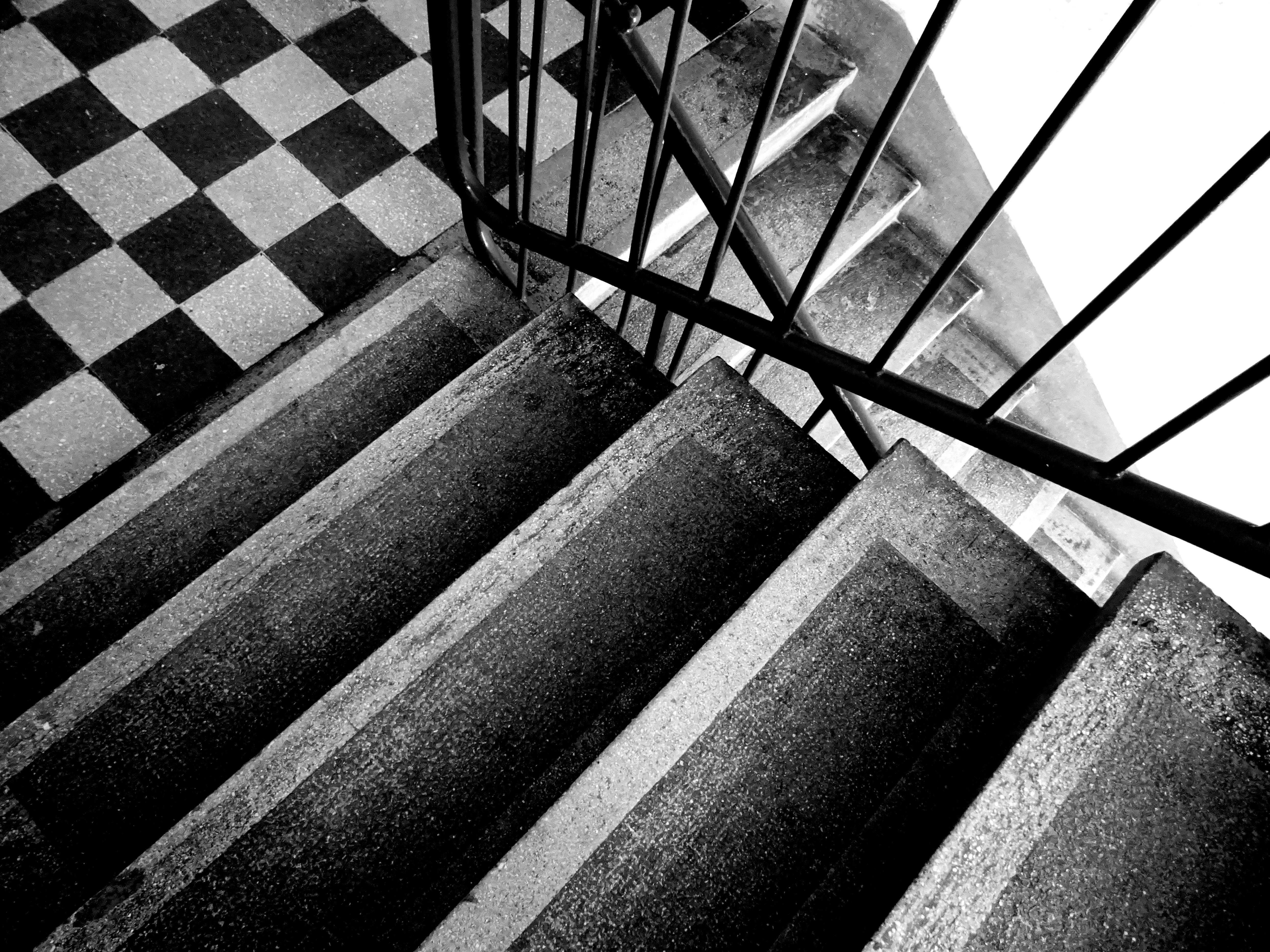 Gratis afbeeldingen : zwart en wit kleuren beton ontwerp