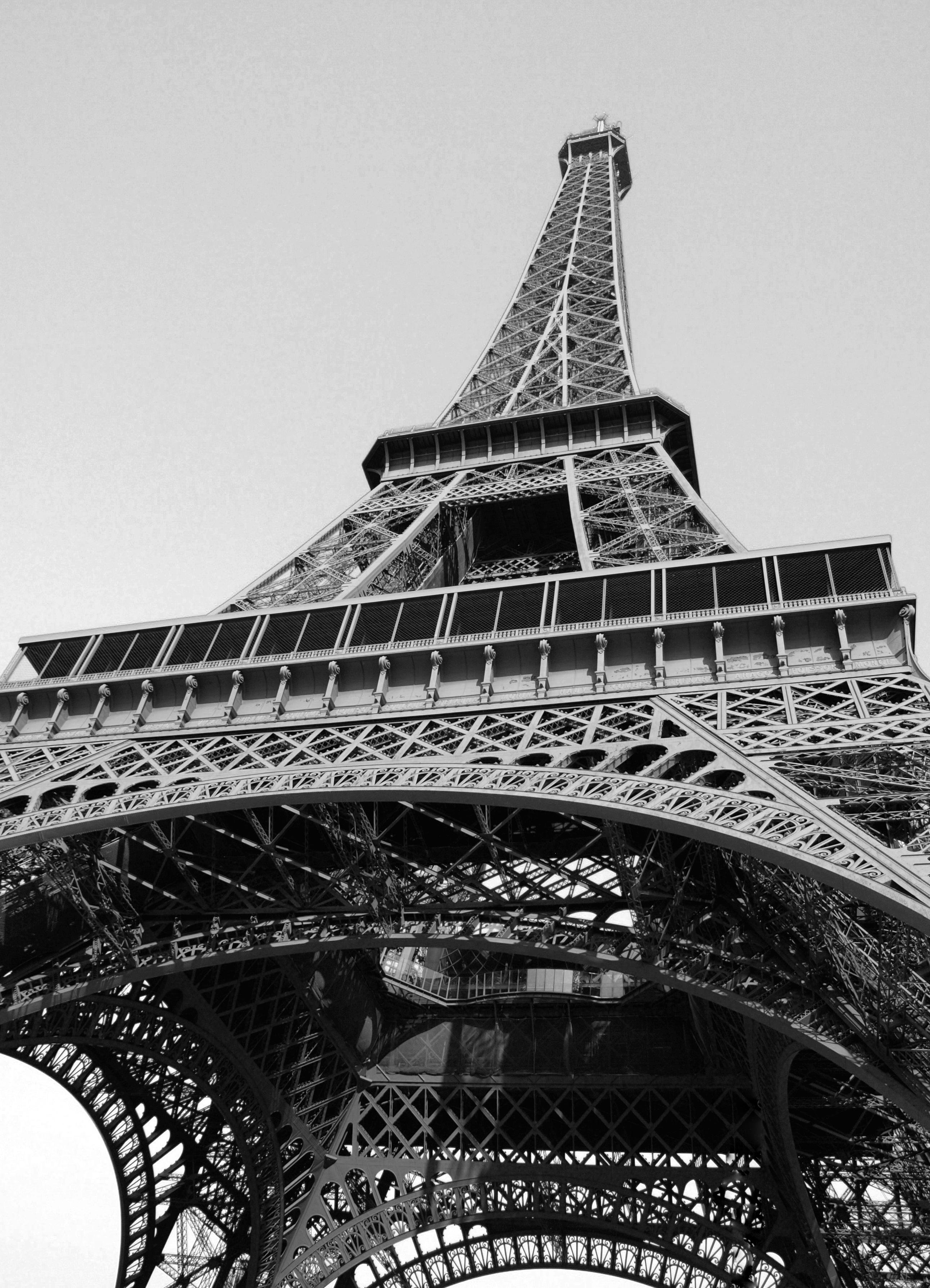 такого черно белый плакат эйфелева башня фото зависит степени болевого