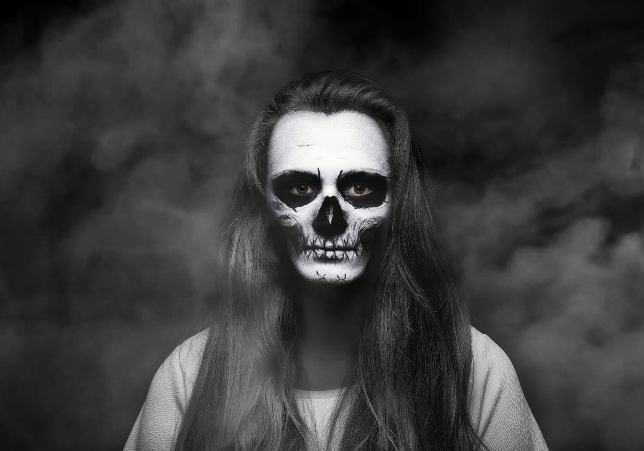 Картинки страшные привидения