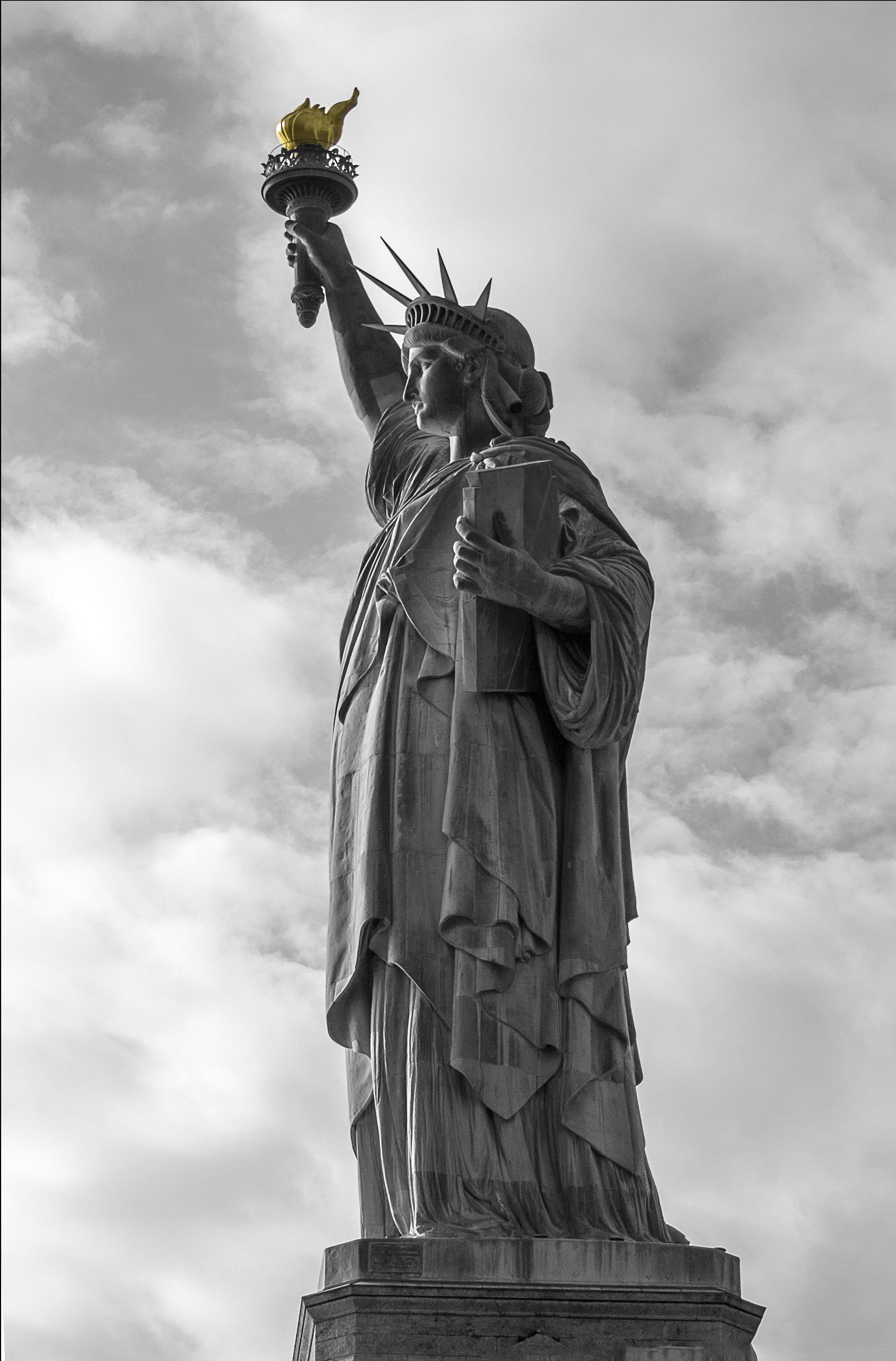 Fotos gratis en blanco y negro nueva york monumento for Foto alta definizione bianco e nero