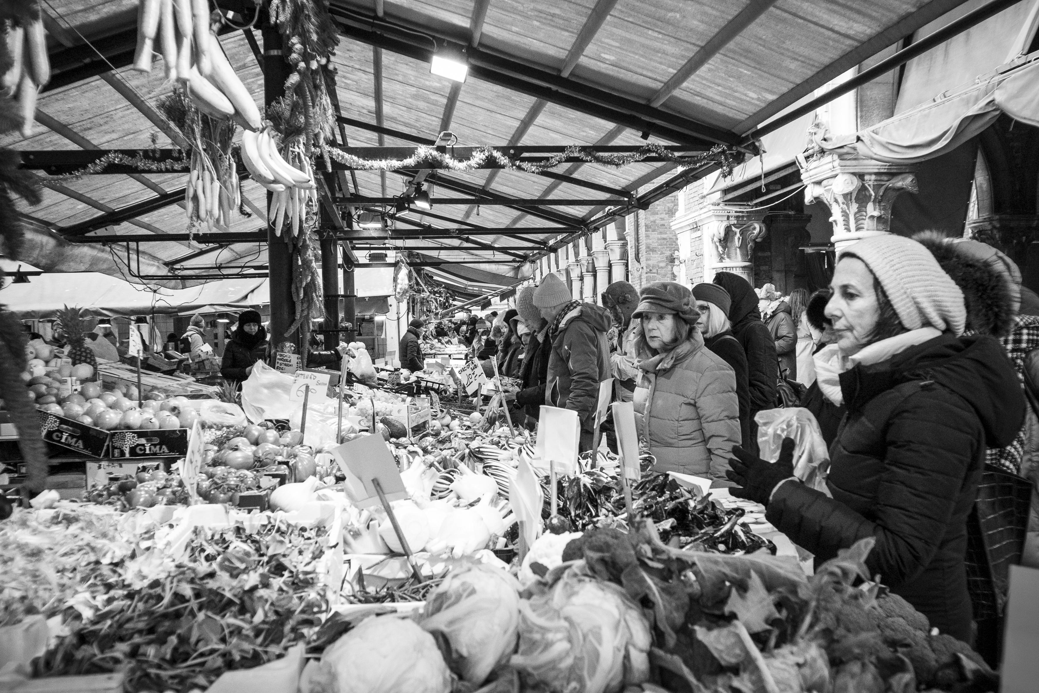 картинки рынок черно белые съемкой обработкой