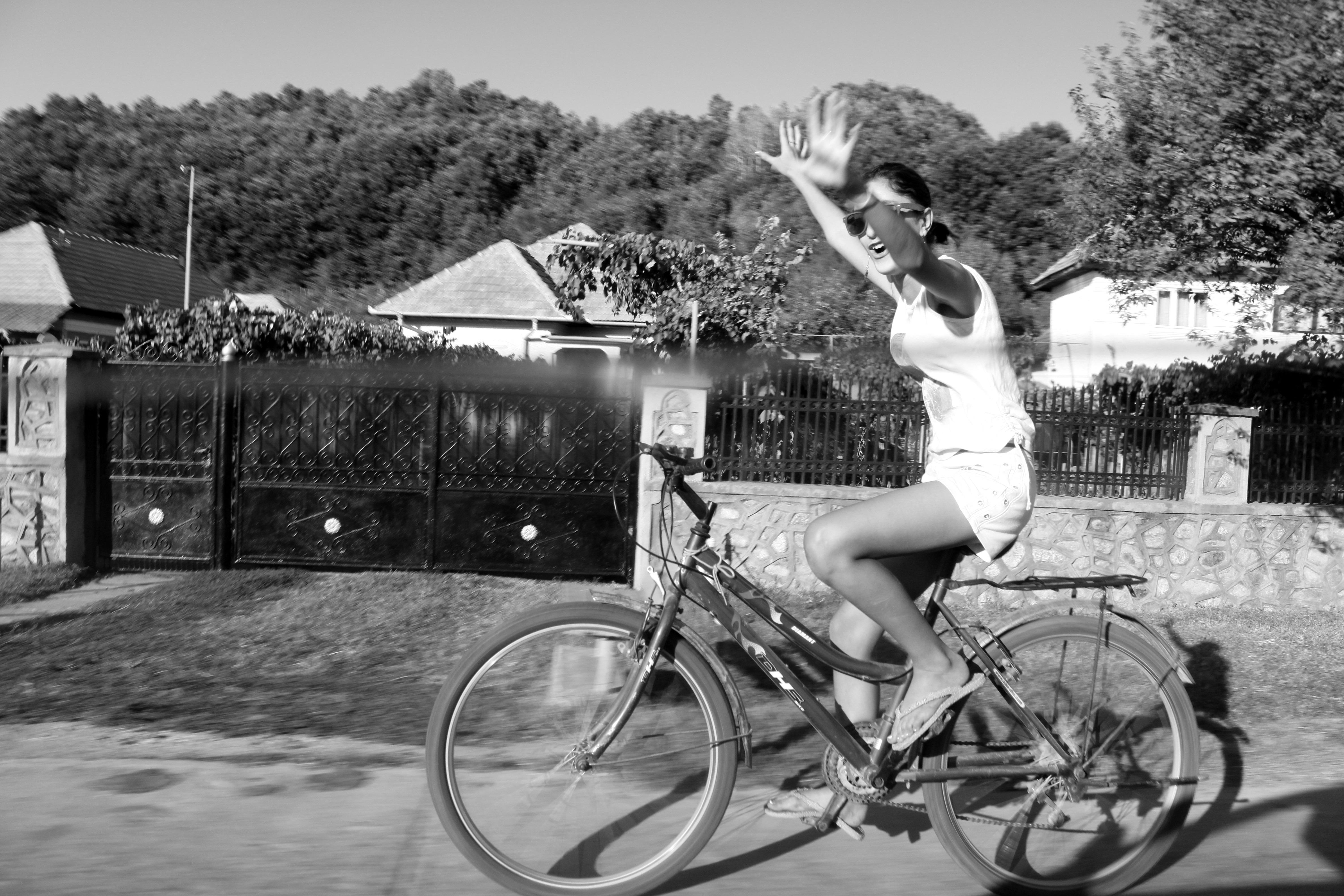 кто утренние звезды на велосипеде фото относительно недавно была