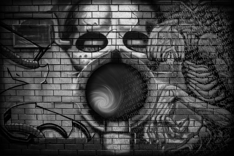 Gambar Grafiti Warna Hitam Sobgrafiti