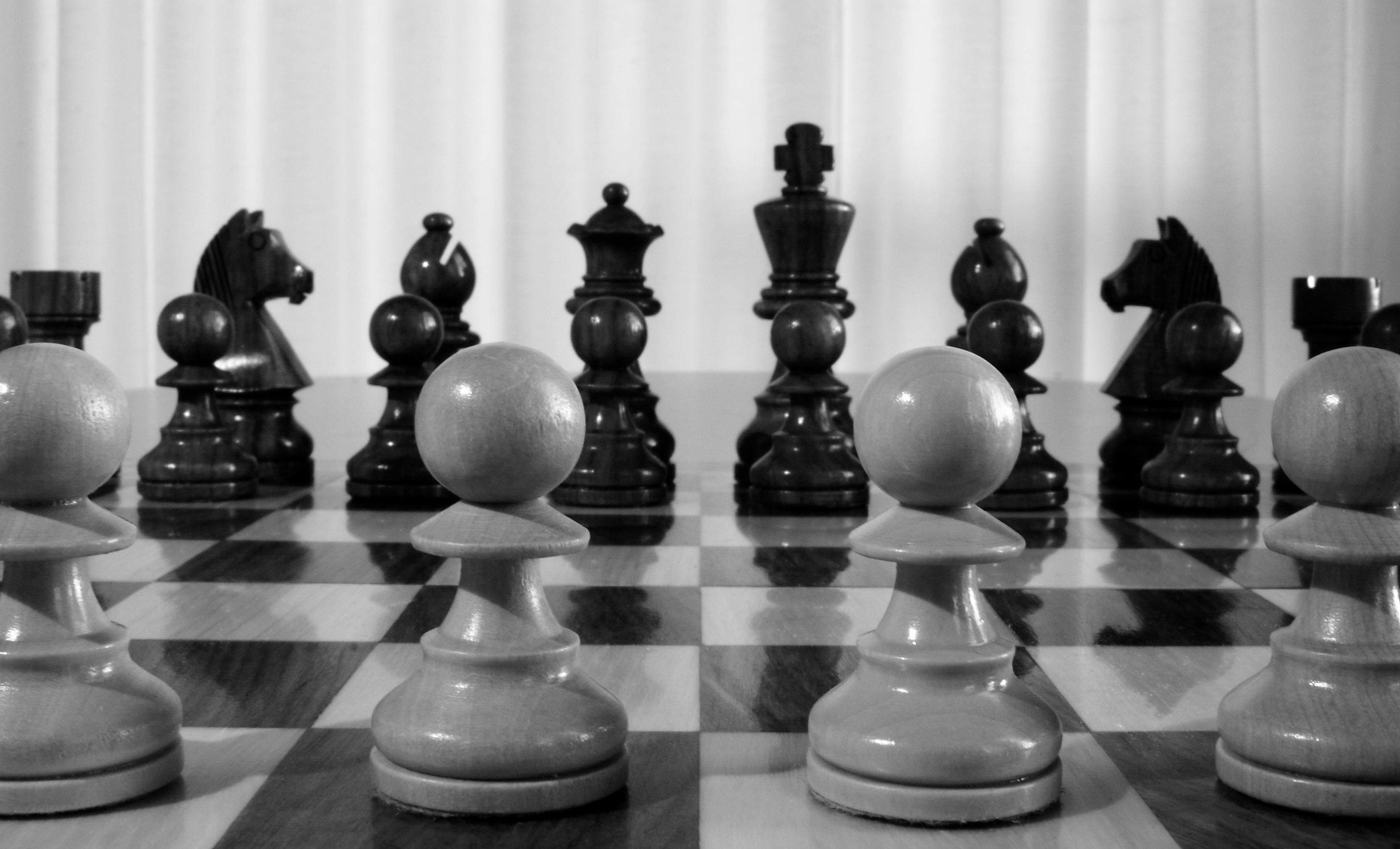 Black and white recreation black monochrome board game king sports symbolism chess chessboard match games monochrome