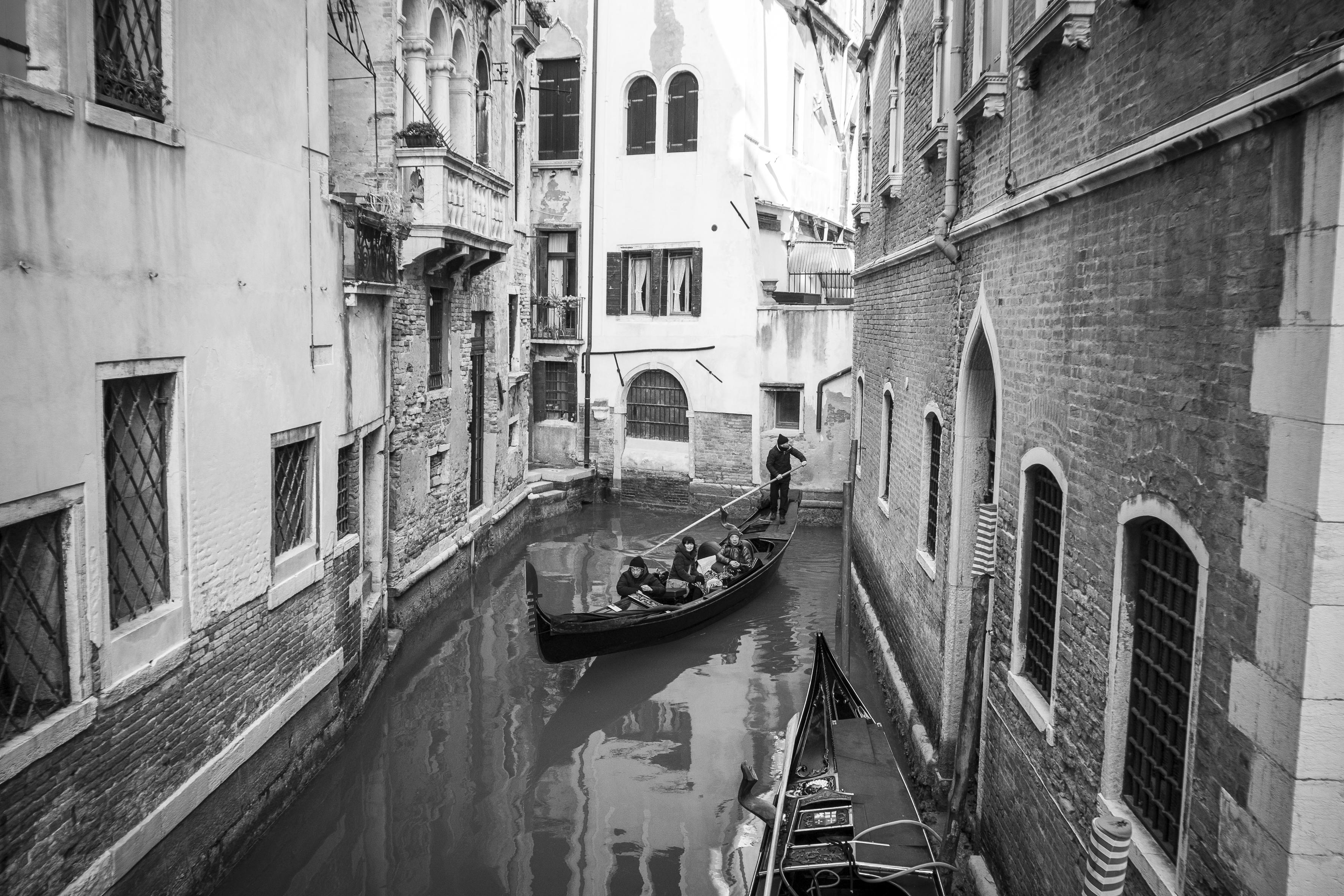 черно белые фото картины италия города это