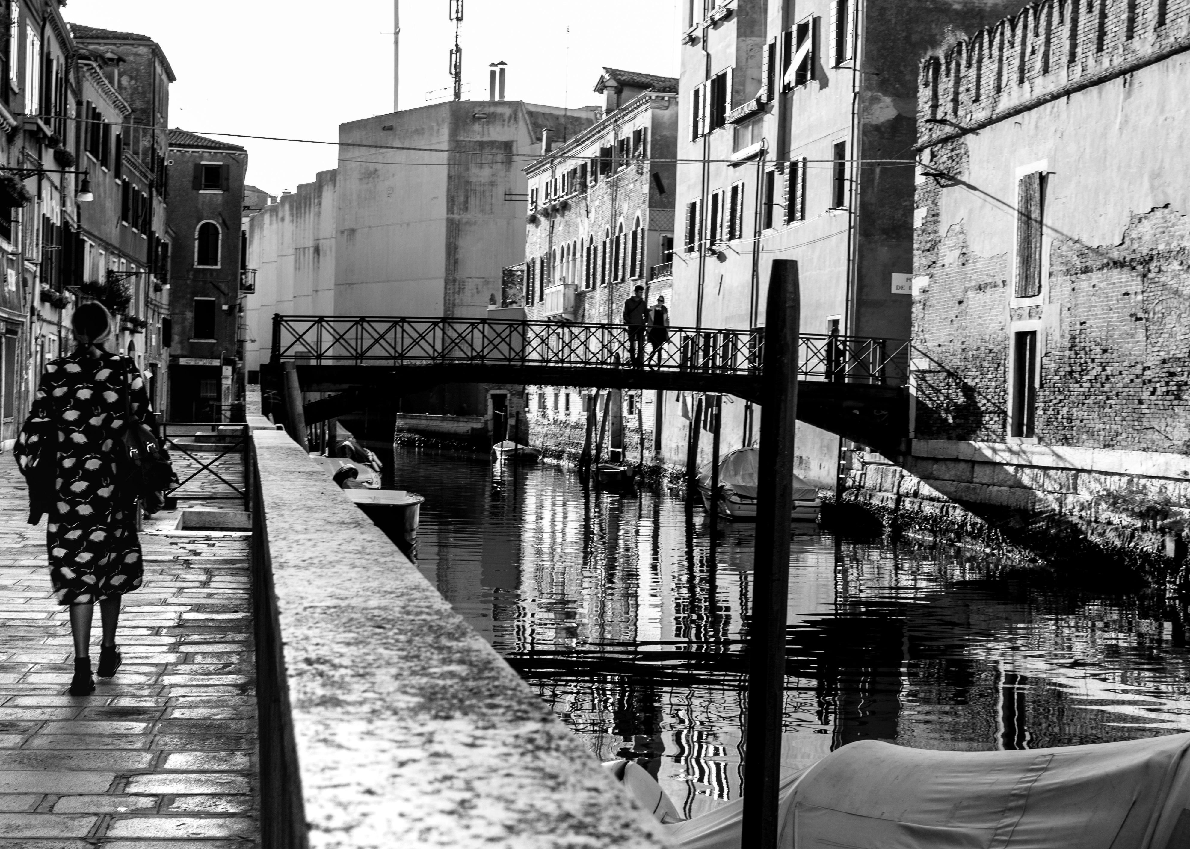 Черно белые фотографии городской пейзаж