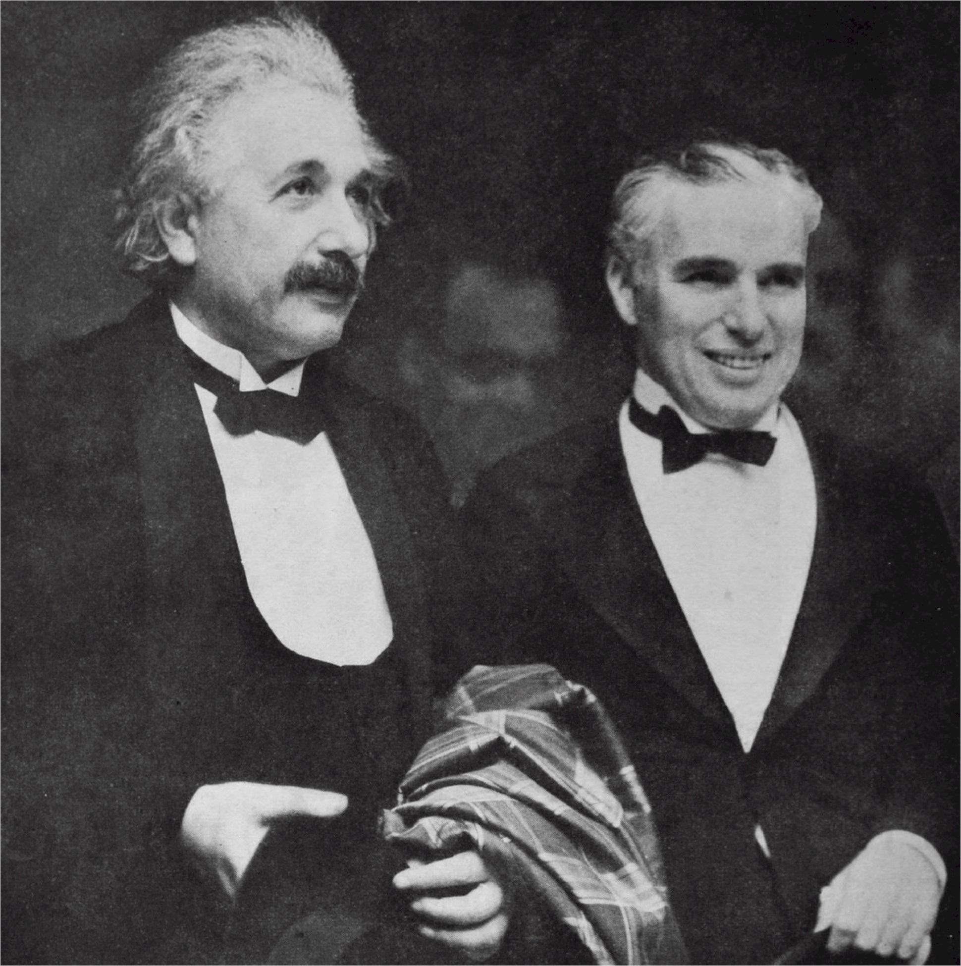Chaplin & Jackie Coogan: On the set of THE KID