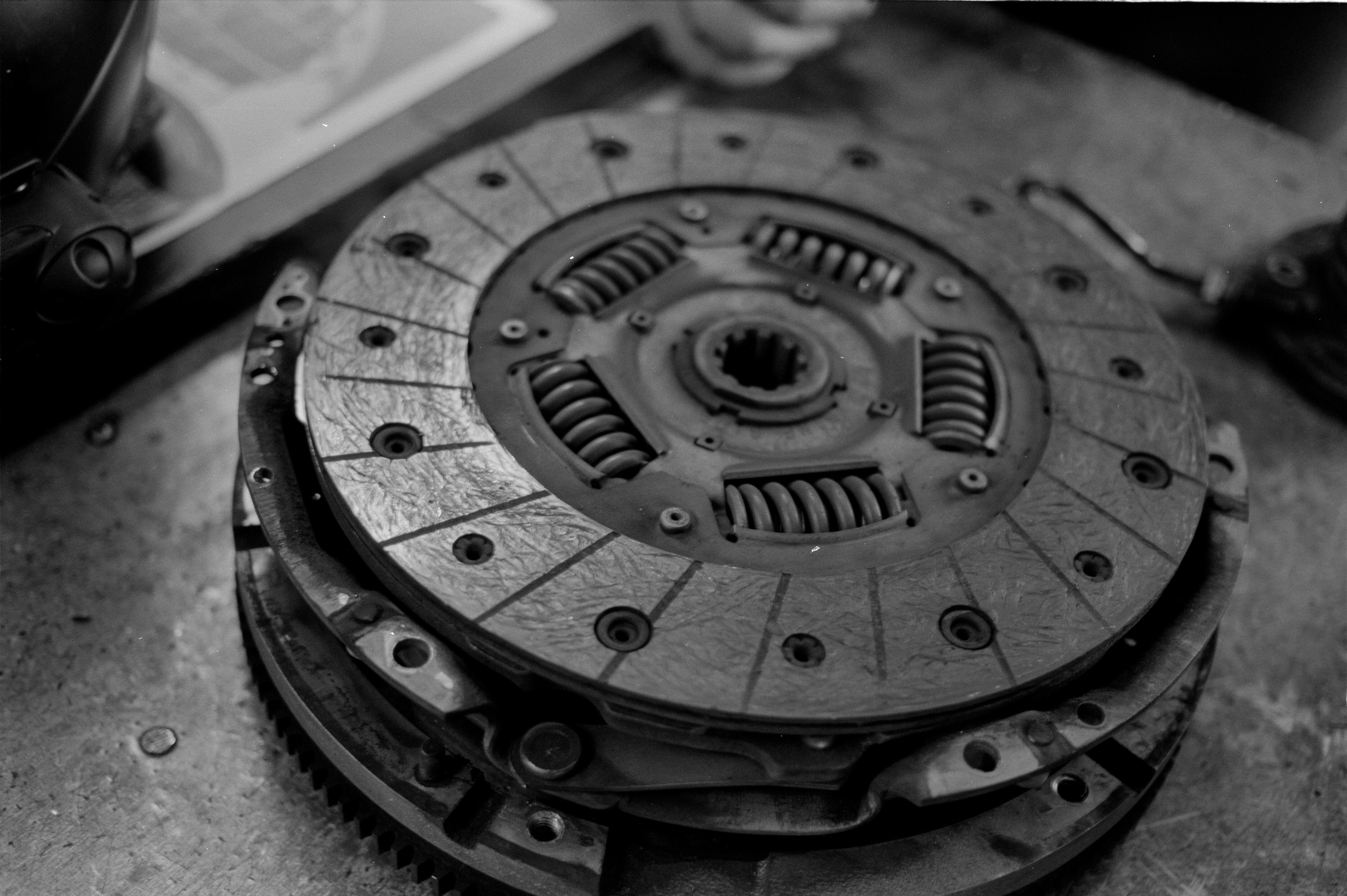 Free Images Black And White Wheel Repair Monochrome