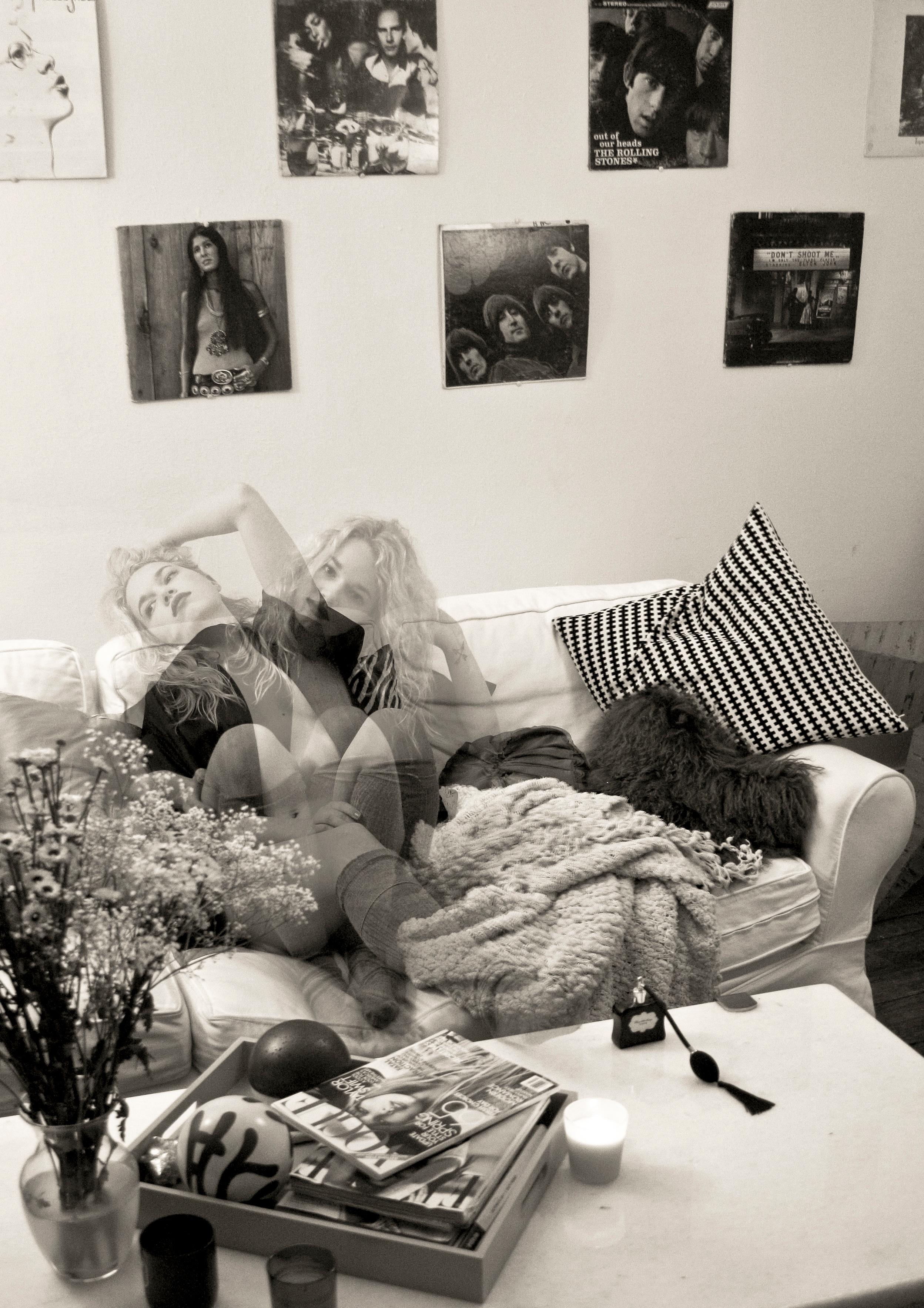Gratis Afbeeldingen : zwart en wit, woonkamer, meubilair, kamer ...