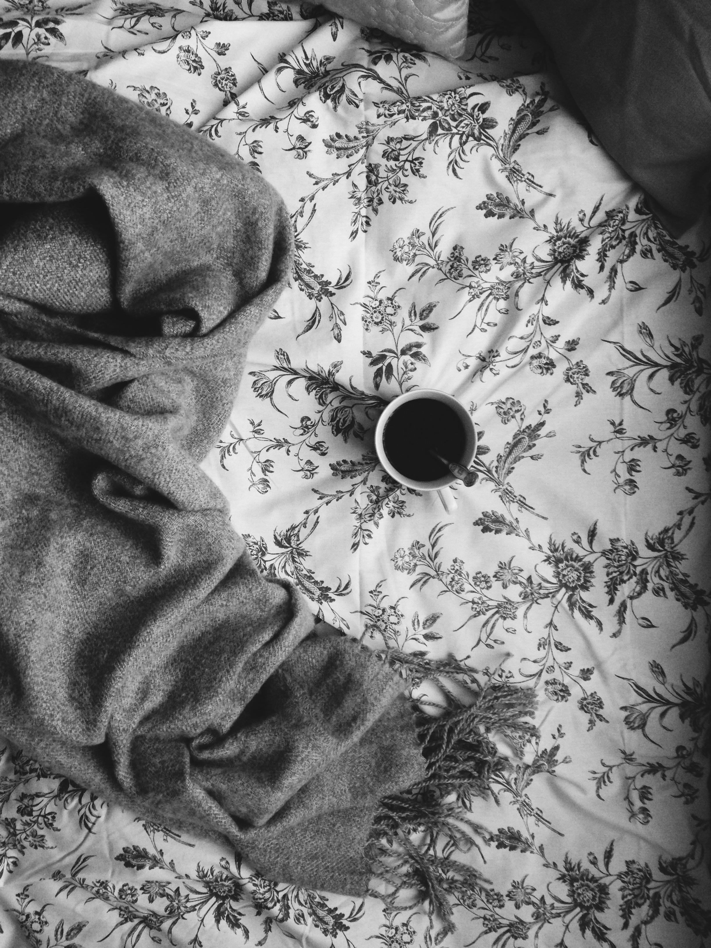 Gambar Hitam Dan Putih Pola Pakaian Satu Warna Tekstil