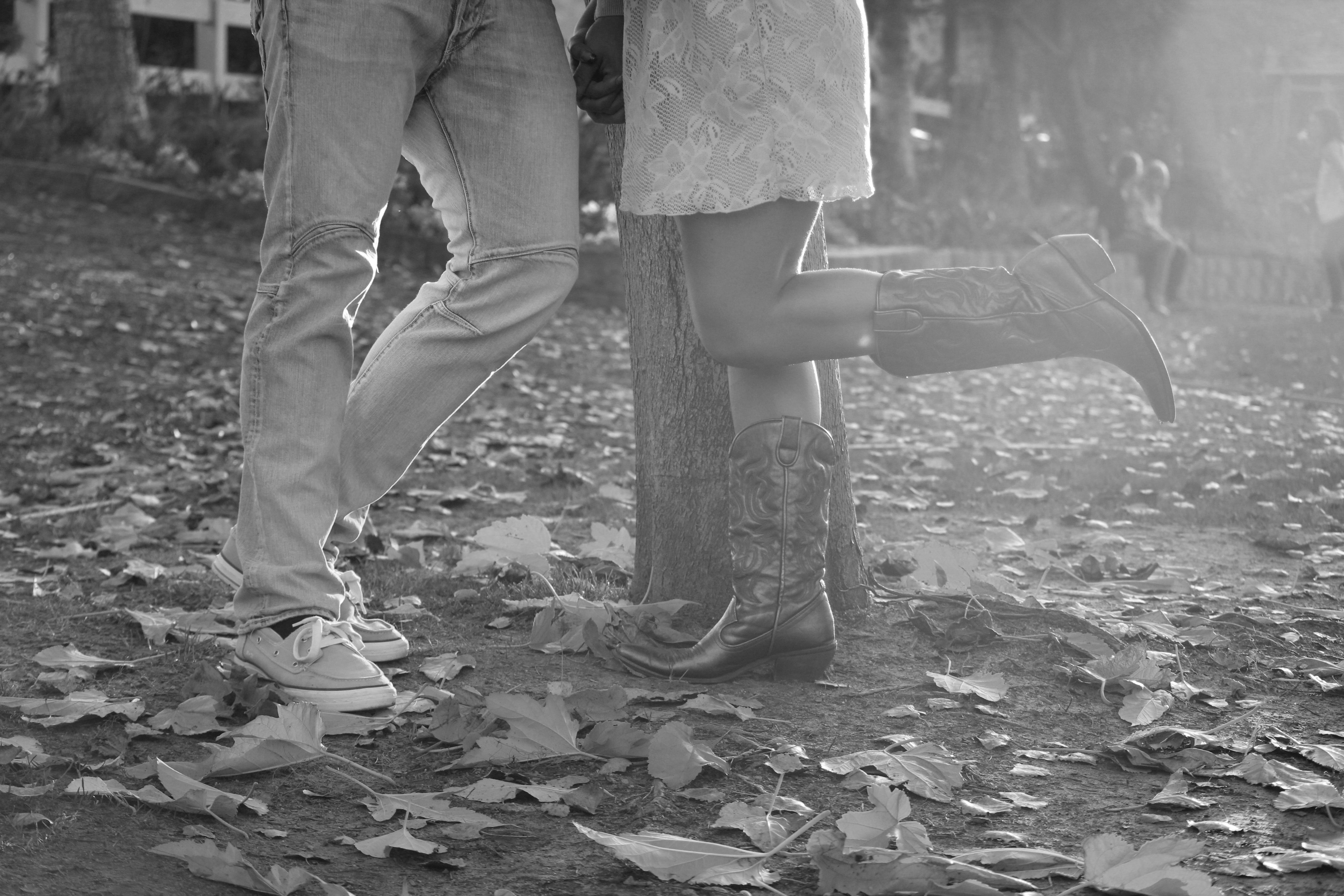 Gambar Hitam Dan Putih Hujan Cinta Musim Semi Musim Gugur
