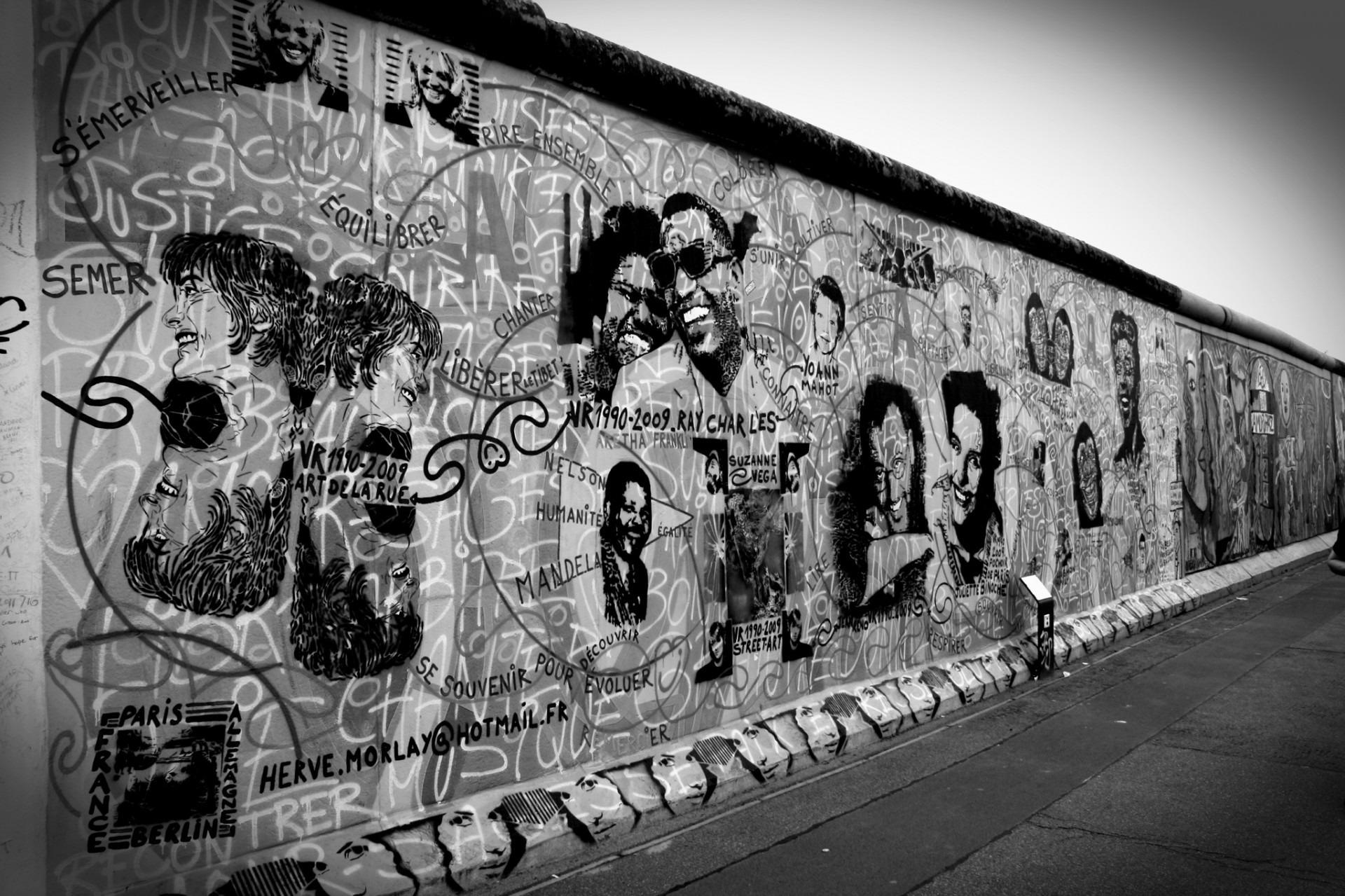 Black and white white photography wall black monochrome graffiti black white war art photograph germany berlin