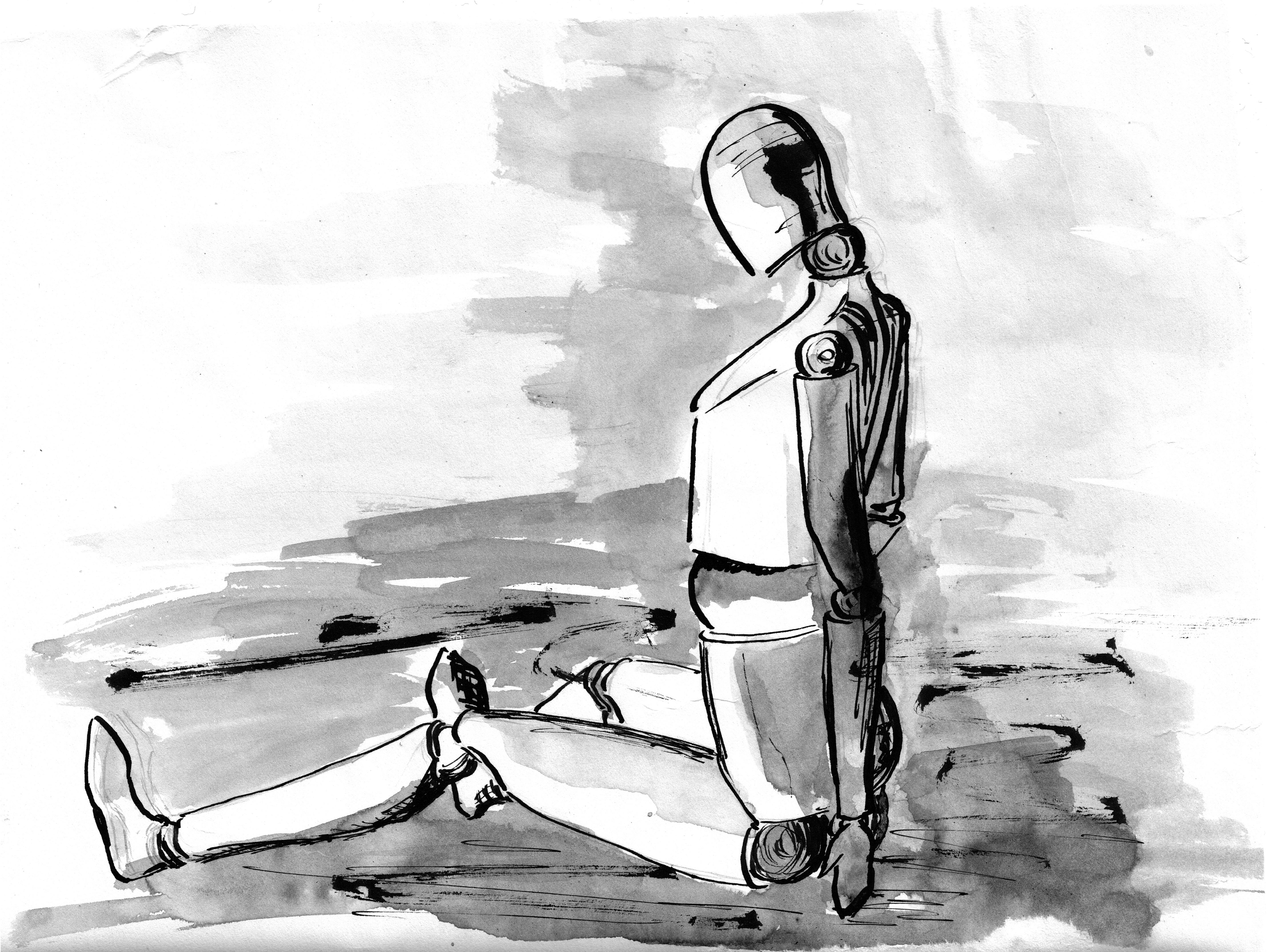 Sexuální pozice kreslený
