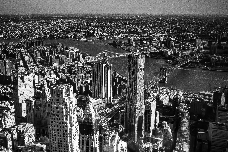 New York weiß