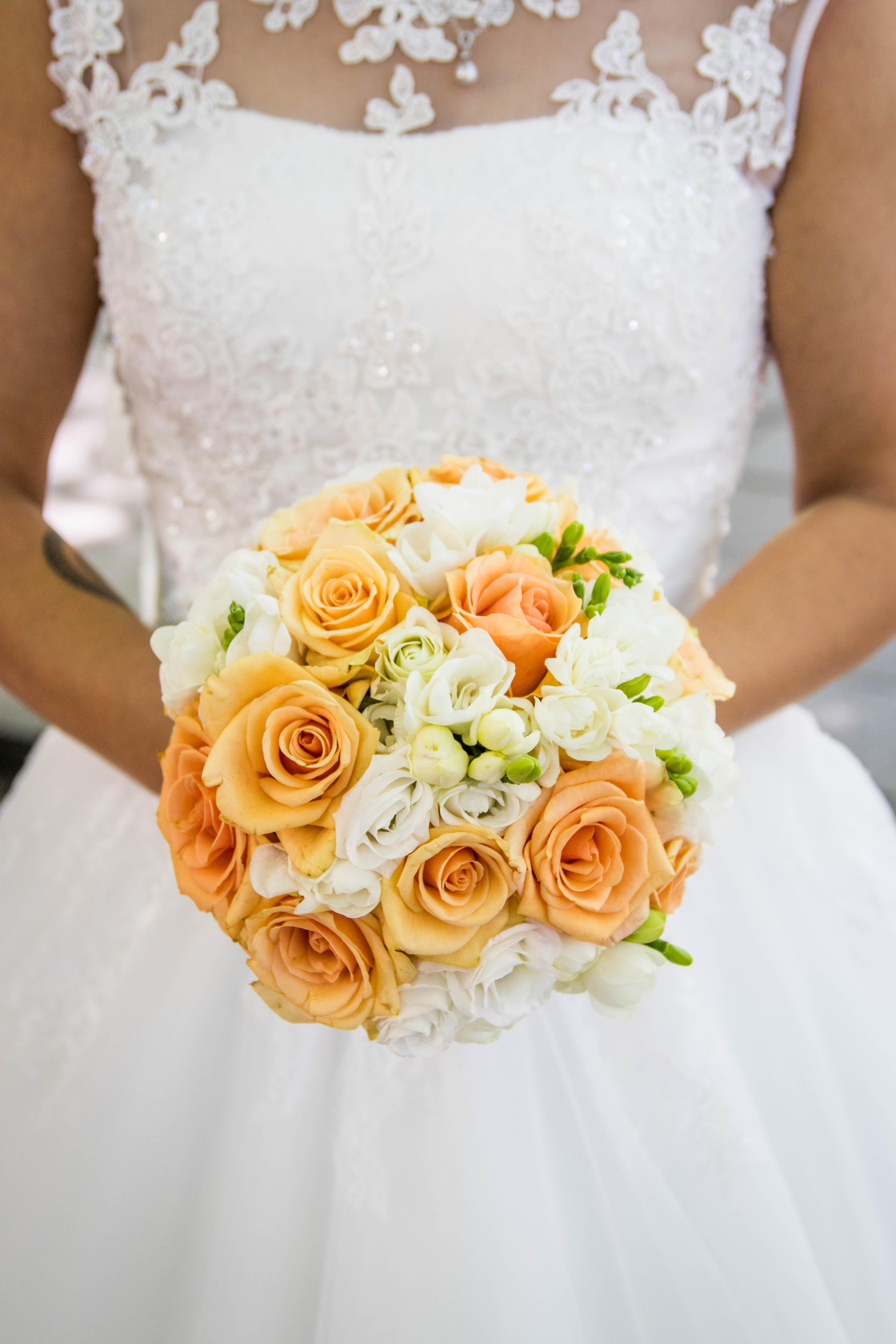Fotos Gratis Florecer Flor Ramo Nupcial Celebracion