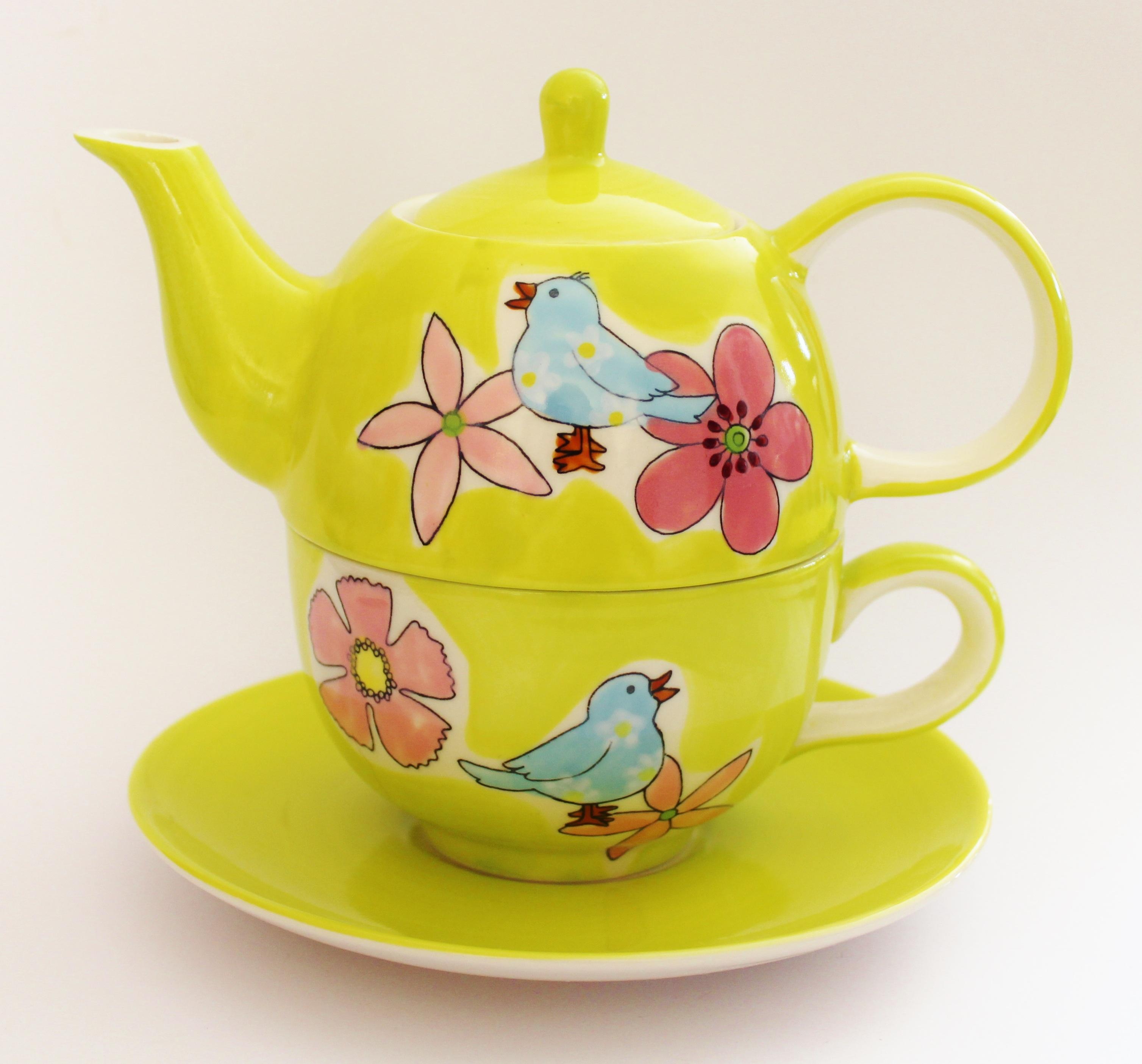 0c9cb73dbc47 цвести зима чай цветение заварочный чайник кружка Зеленый Блюдце Кофейная  чашка посуда фарфор Посуда Служебная программа