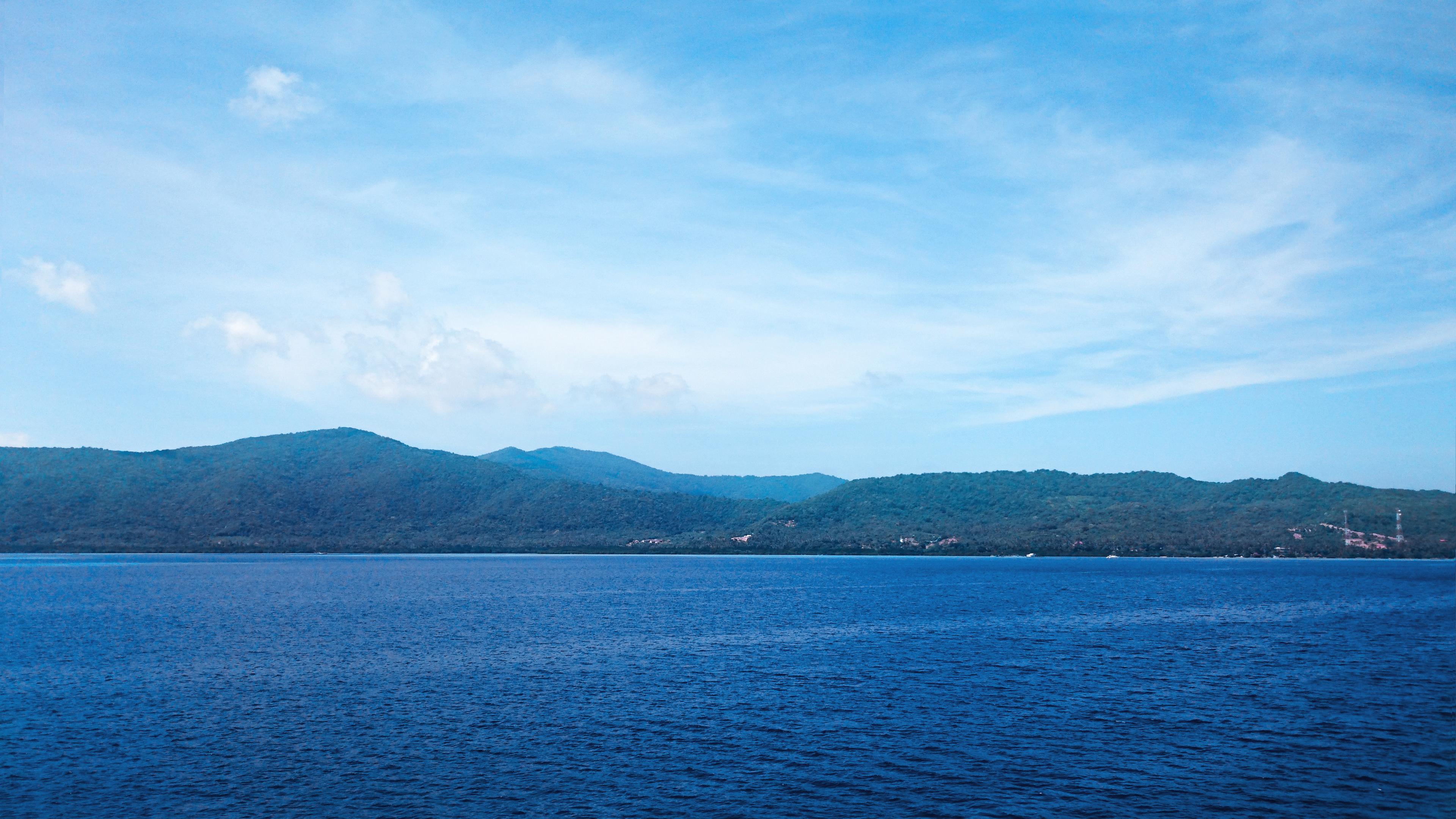 Images Gratuites Ciel Bleu Horizon Paysage Ligne Monter