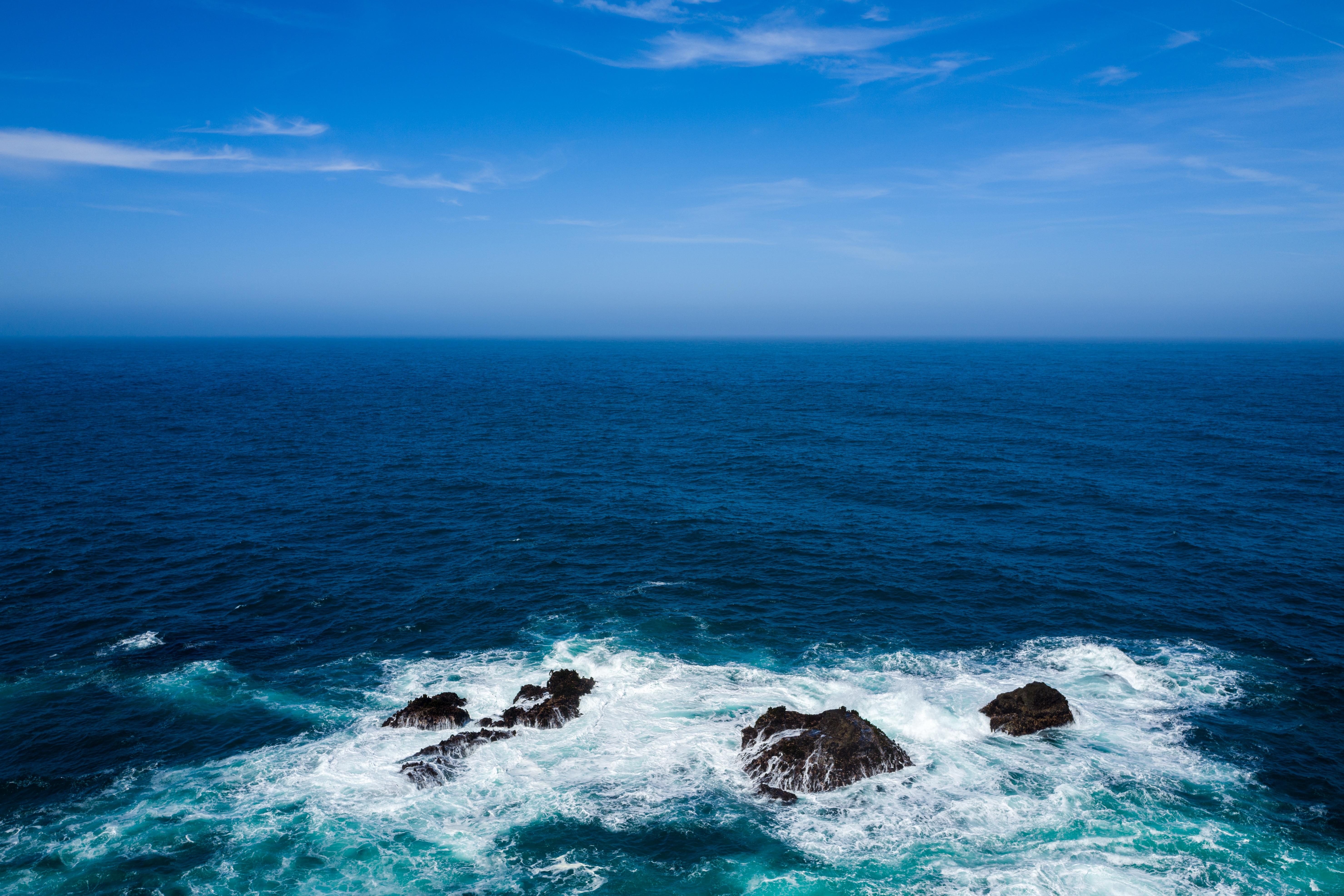 Тихий океан картинки для айфона