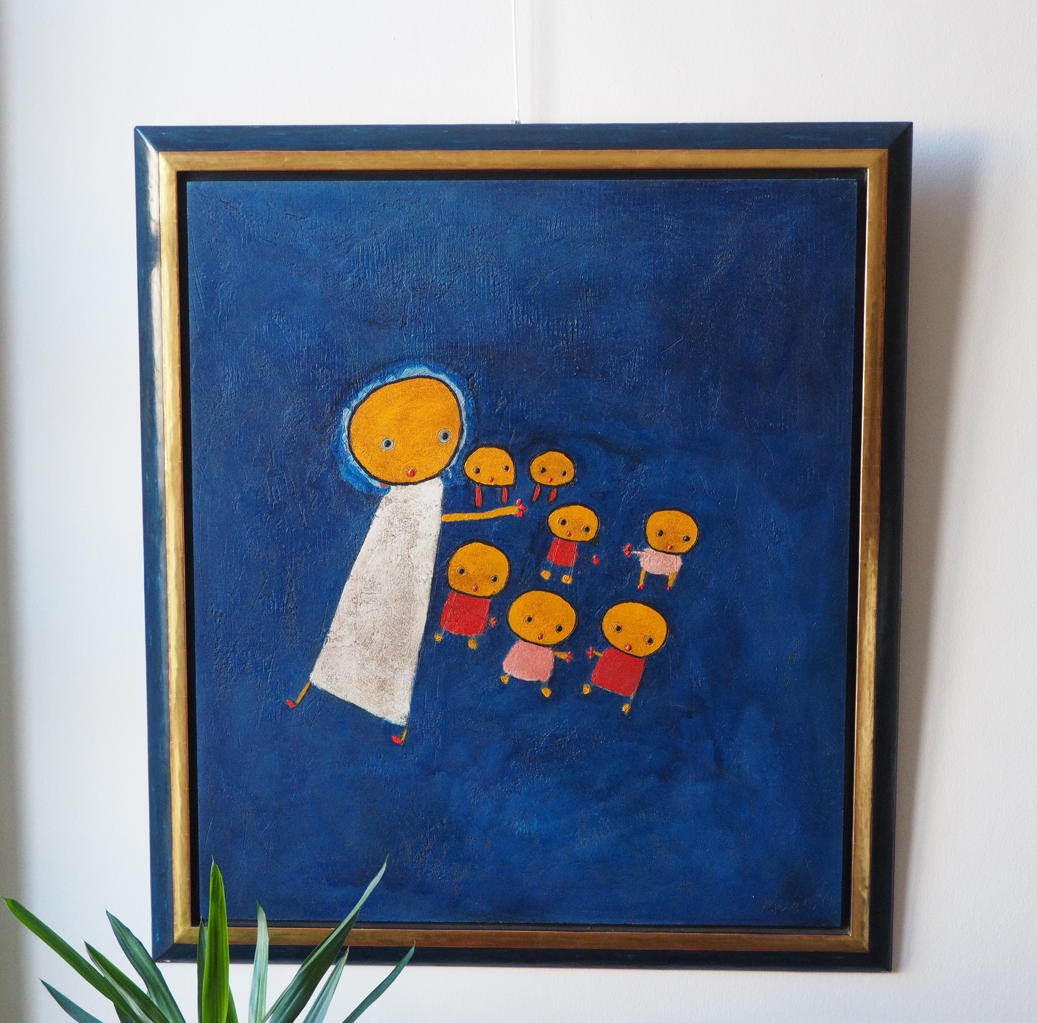 Kostenlose foto : blau, Stillleben, Material, Kunstwerk, Malerei ...
