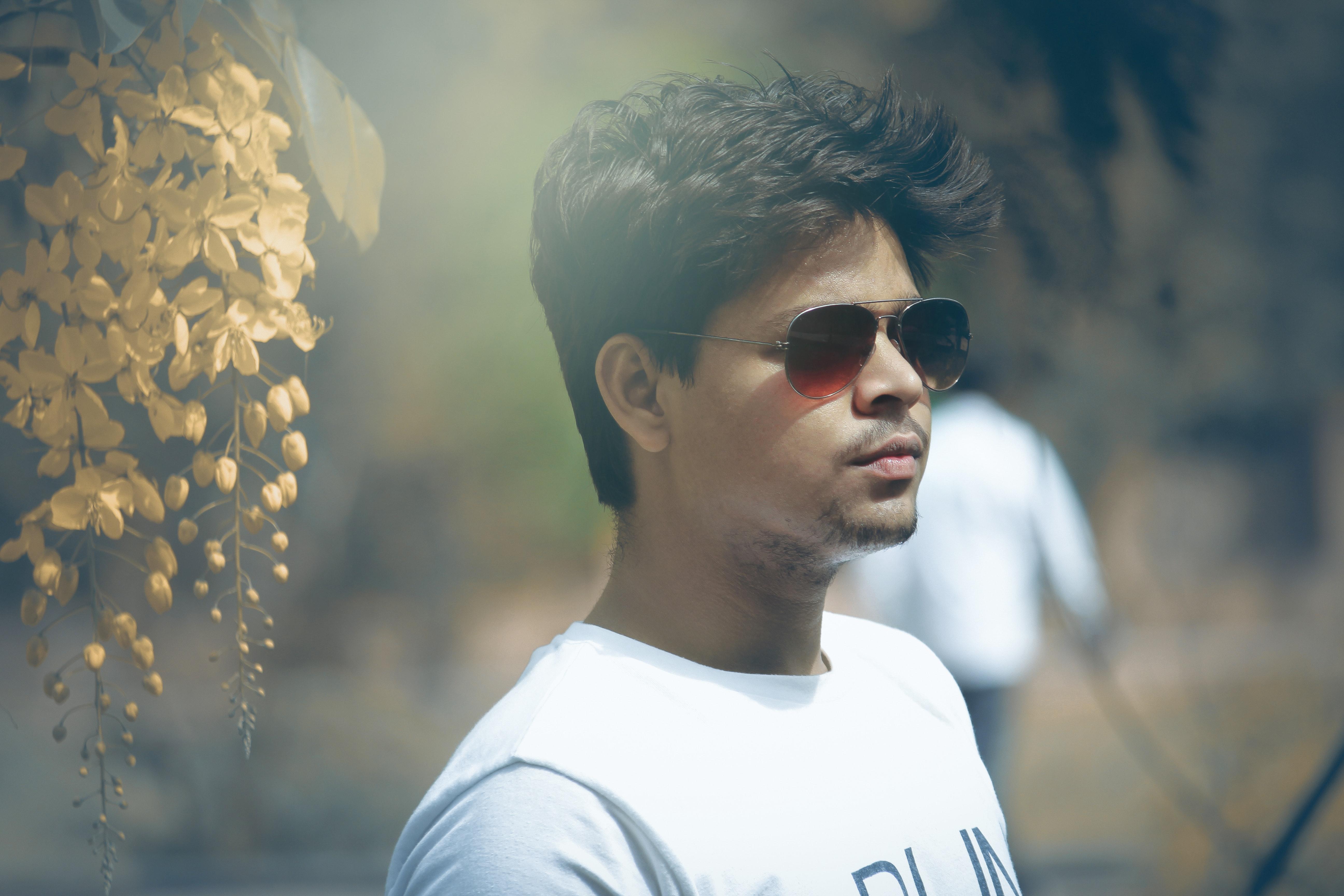Free Images : blur, blurred background, boy, casual, eyewear