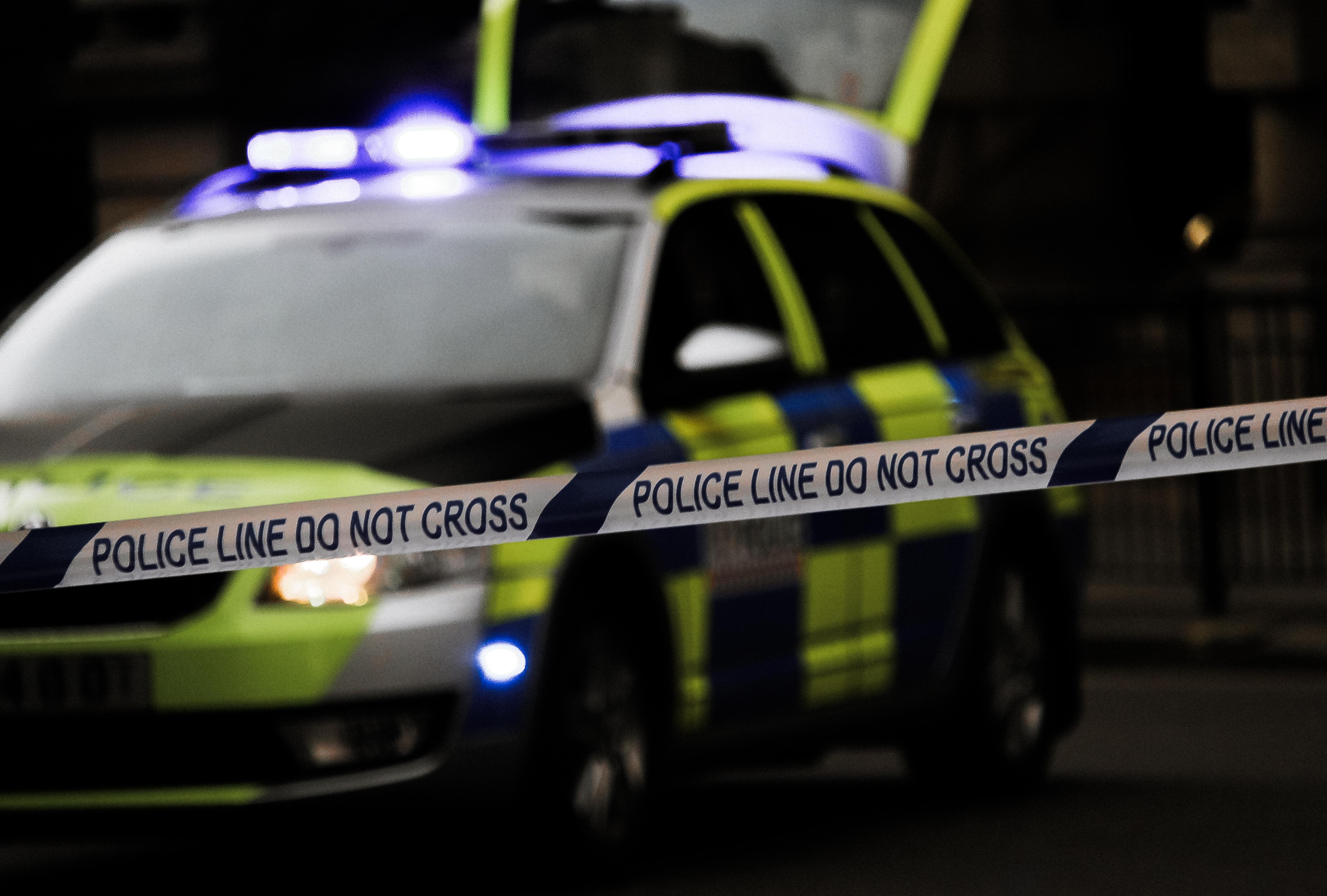 Free Images : blur, taxi, profession, law enforcement, police car ...
