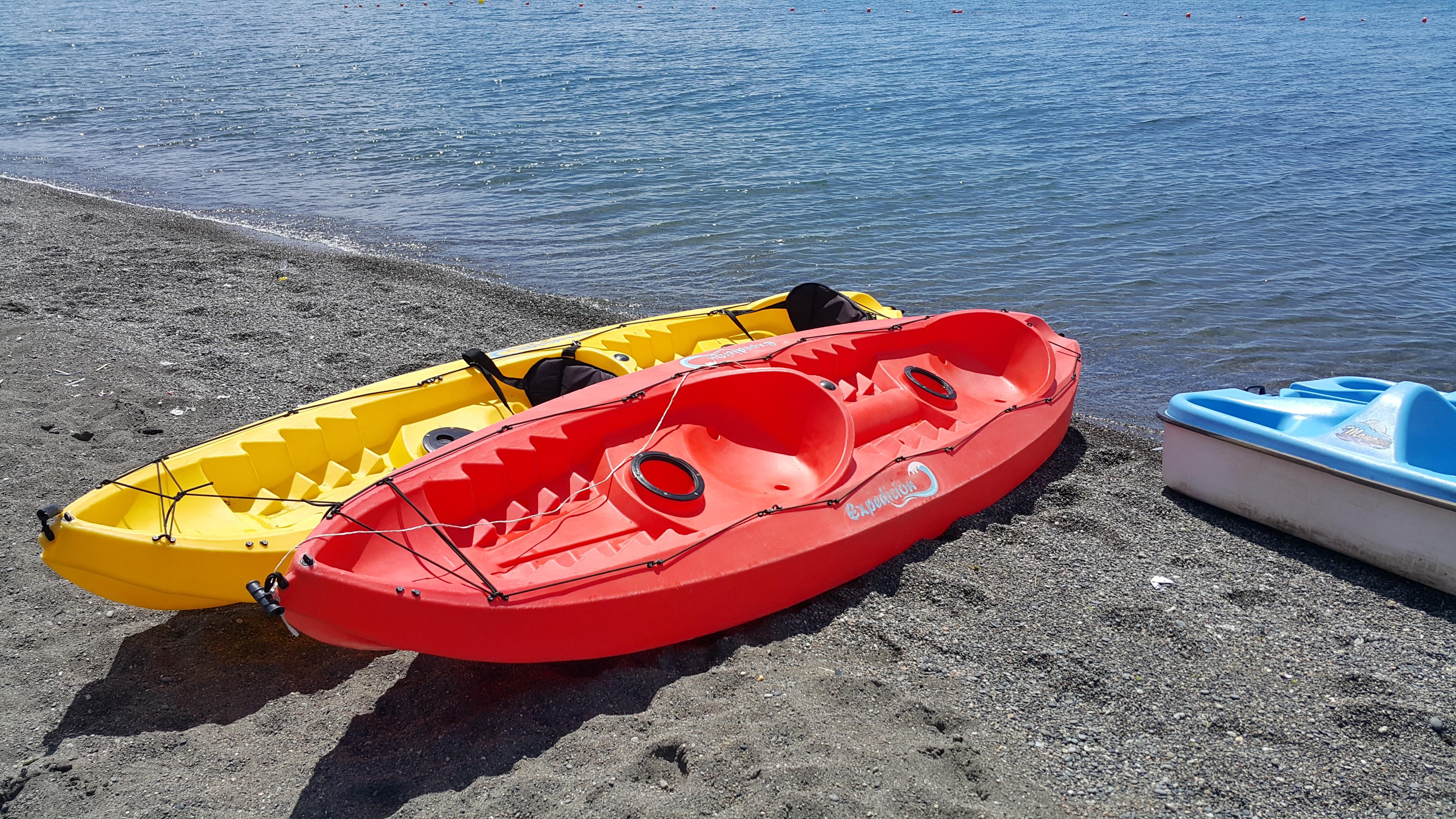 bateau kayak