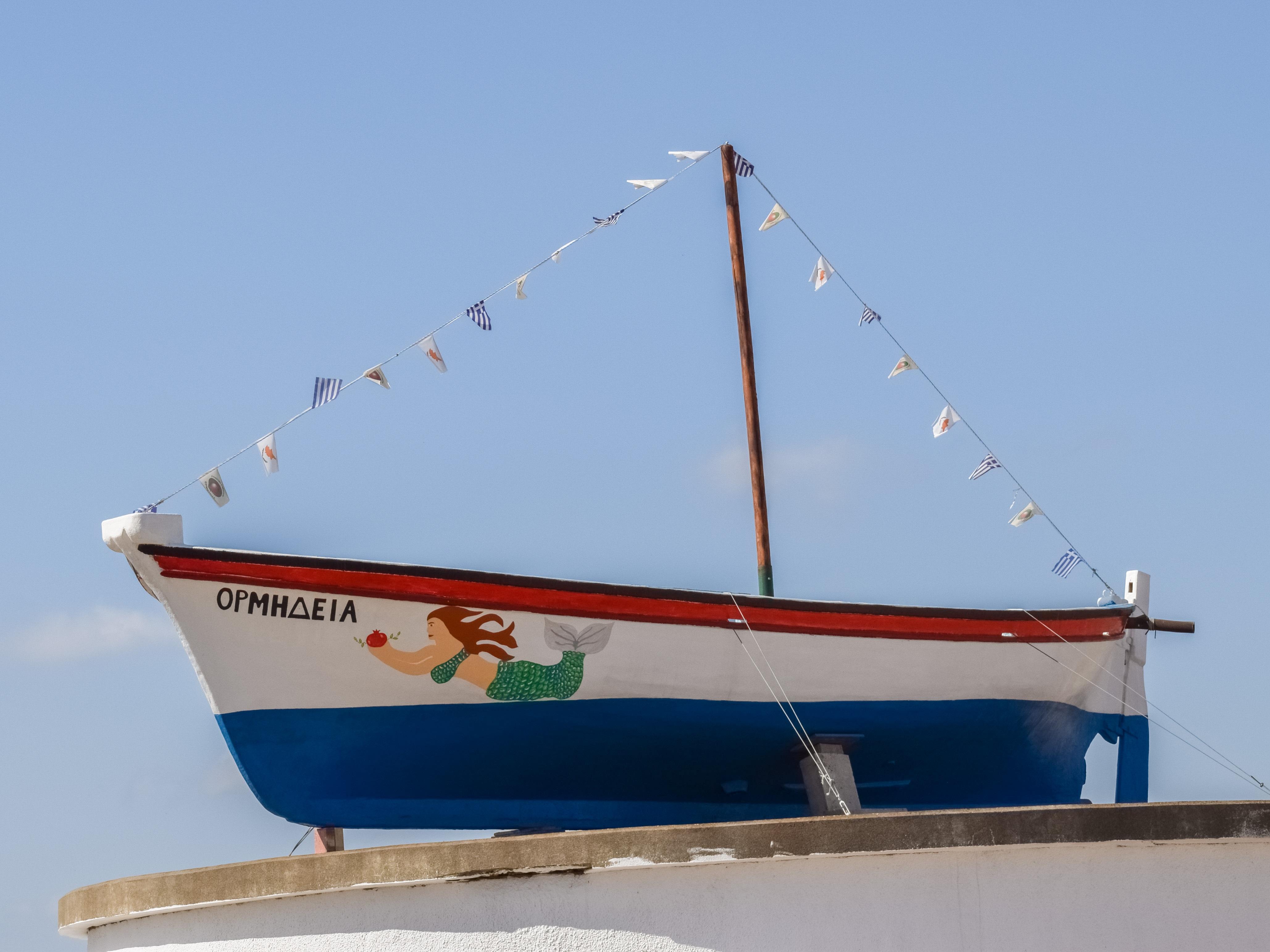 barco enviar pueblo decoracin vehculo mstil velero barco de pesca vela motivo goleta tradicional sirena