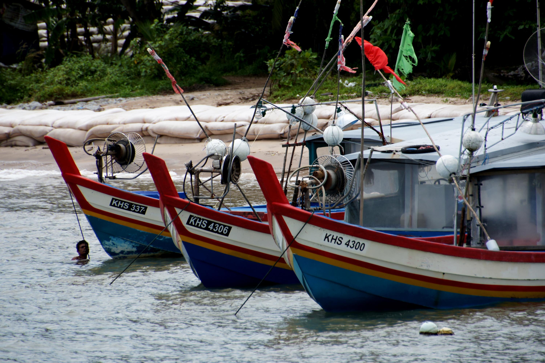 Kostenlose foto : Boot, Fahrzeug, Angeln, Asien, Segelboot ...