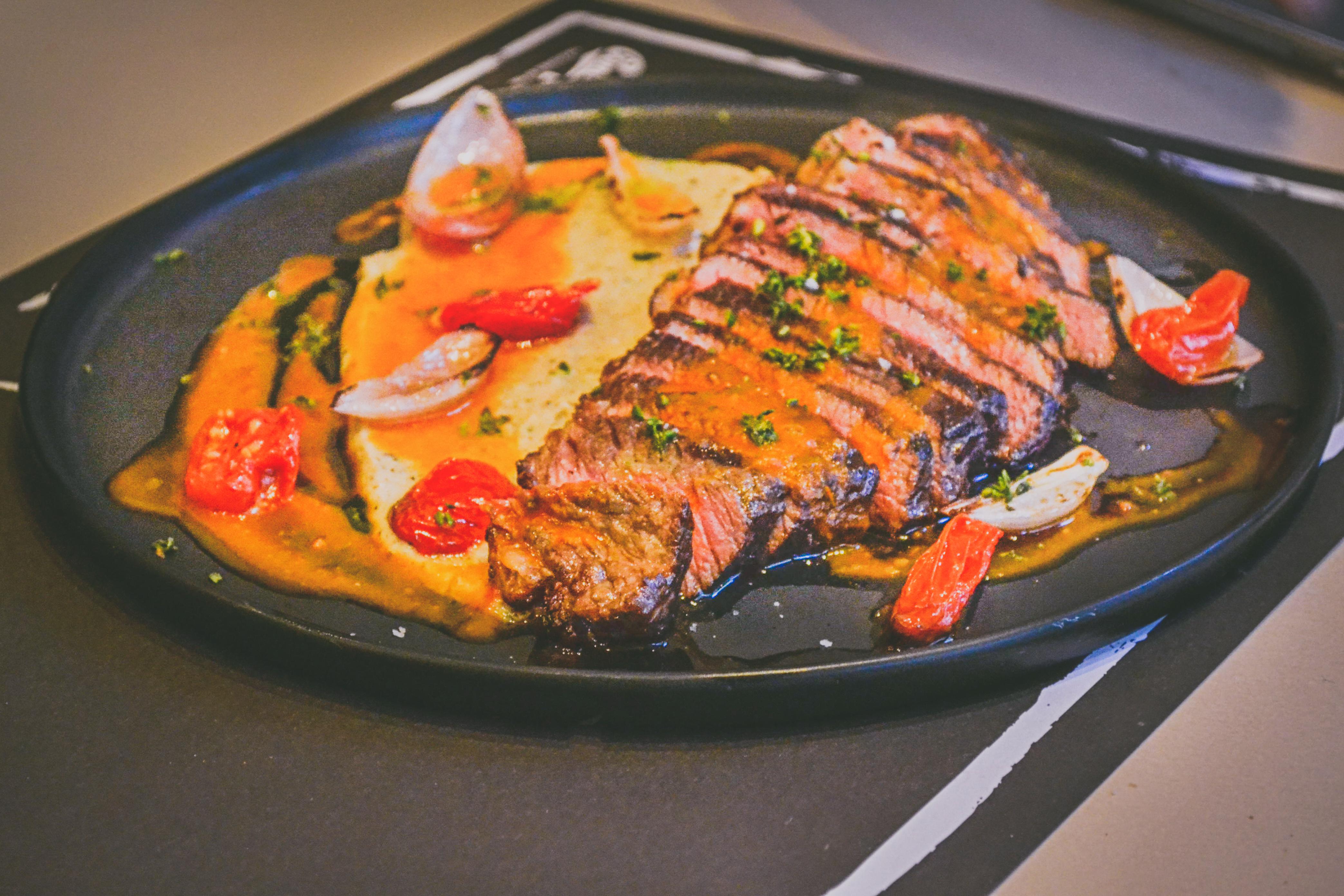 Banco De Imagens Osso Alimento Chapeado Carne Gourmet Fatia De