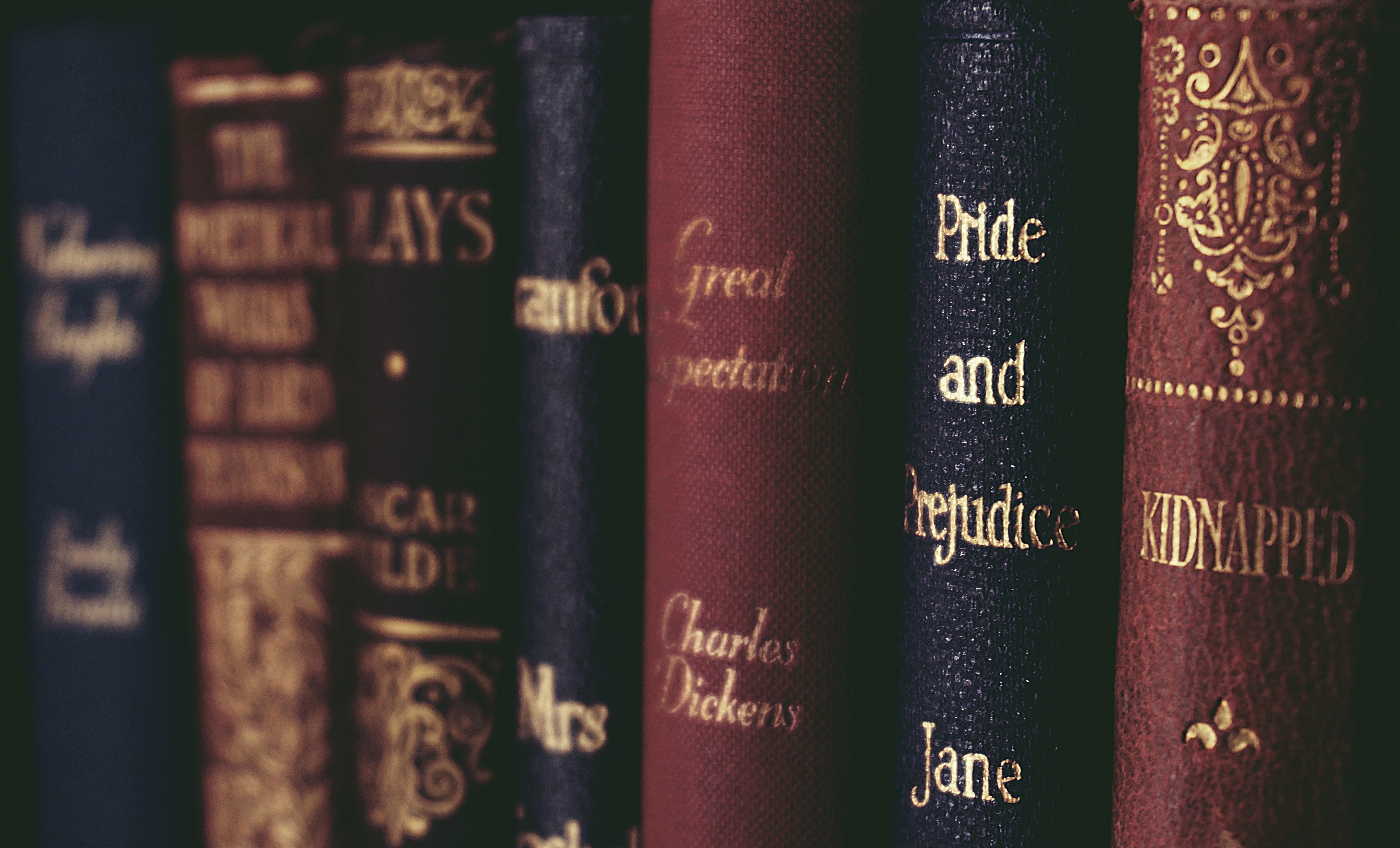 7f3848e07 Obrazy : viazanie kníh, knižnej série, polička, kníhkupectvo, charles  dickens, klasika, koľaj, veko, vzdelanie, Jane Austen, vedomosti, knižnica,  ...