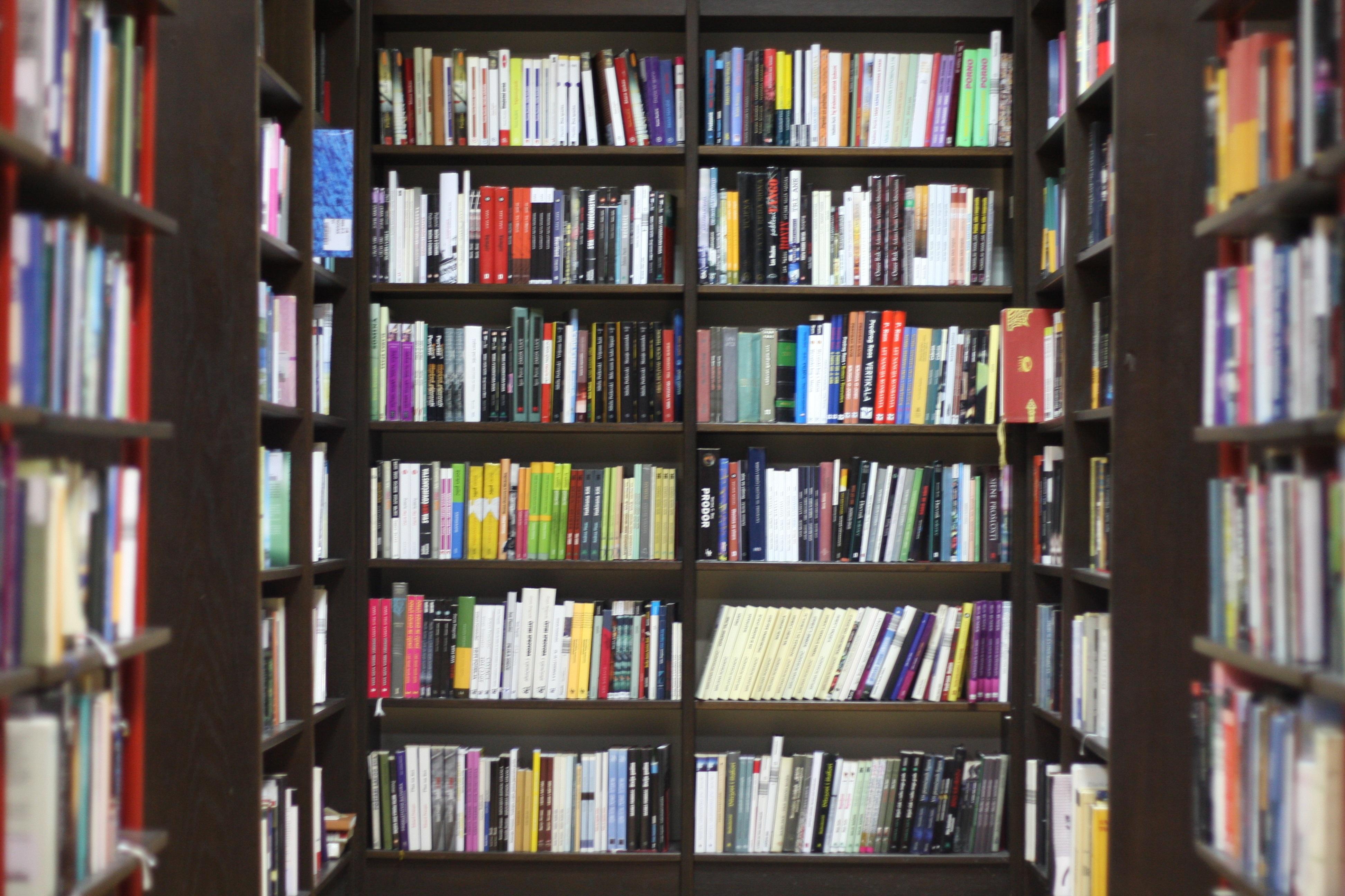 Free Images Book Building Shelf Furniture Paper