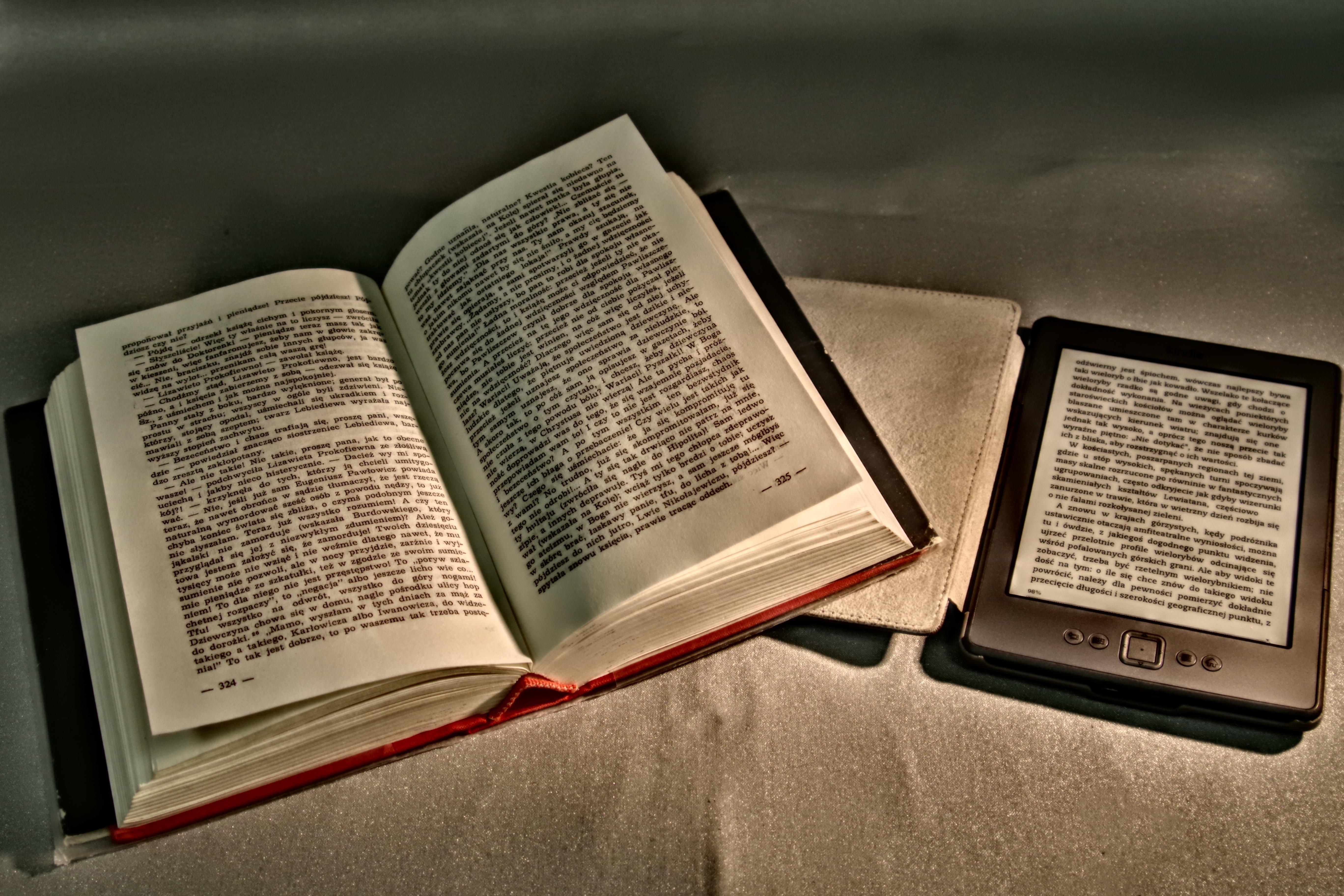чтение электронной книги картинки одну