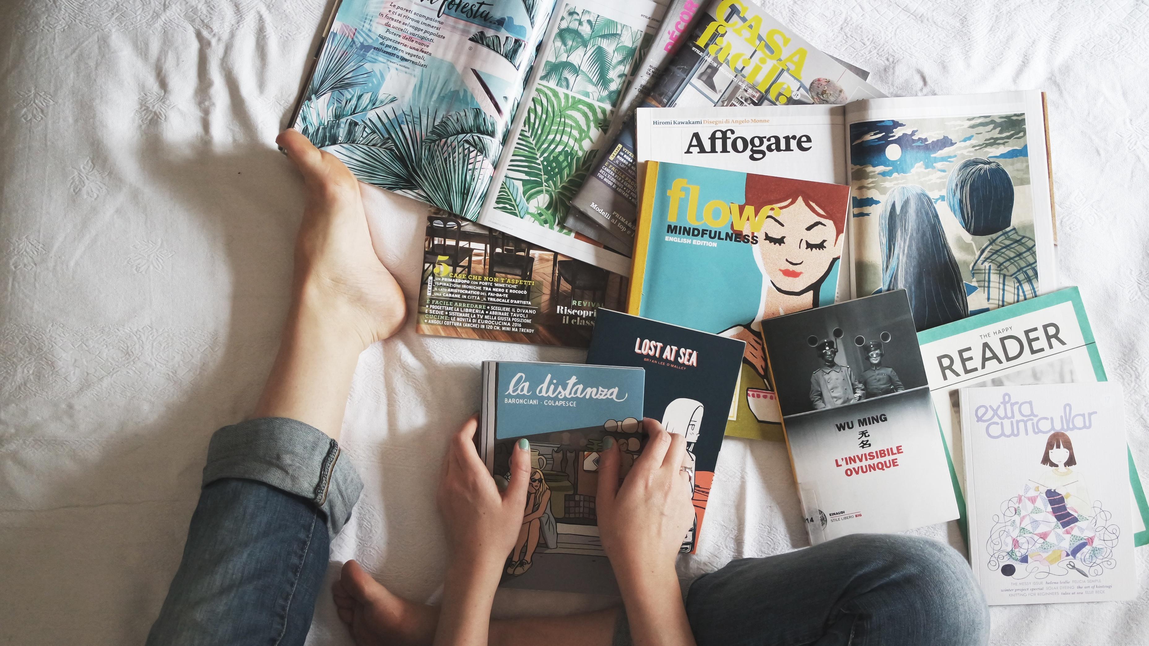 Книги картинки журналы