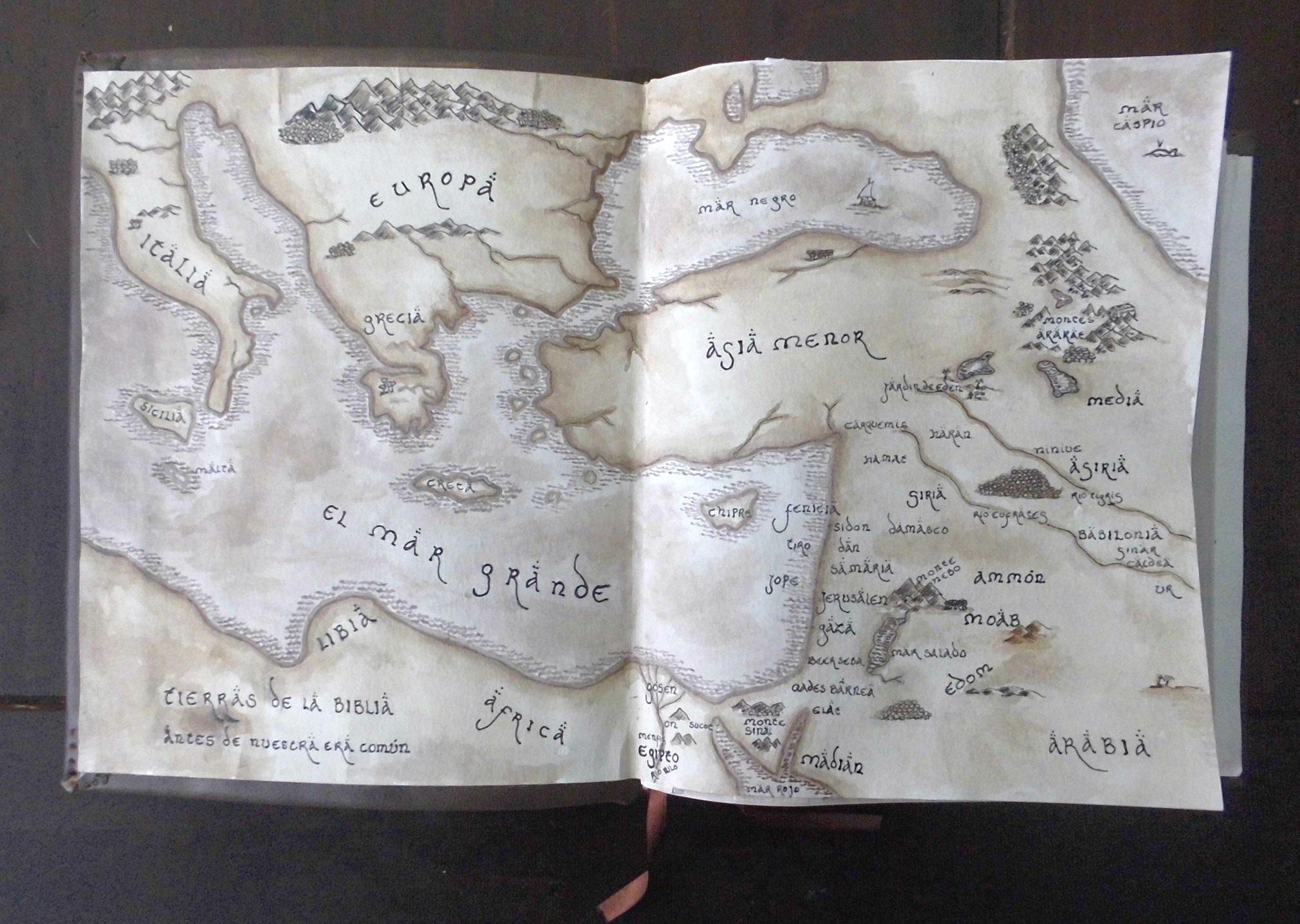 Fotos gratis : libro, vendimia, Europa, patrón, Asia, material, mapa ...