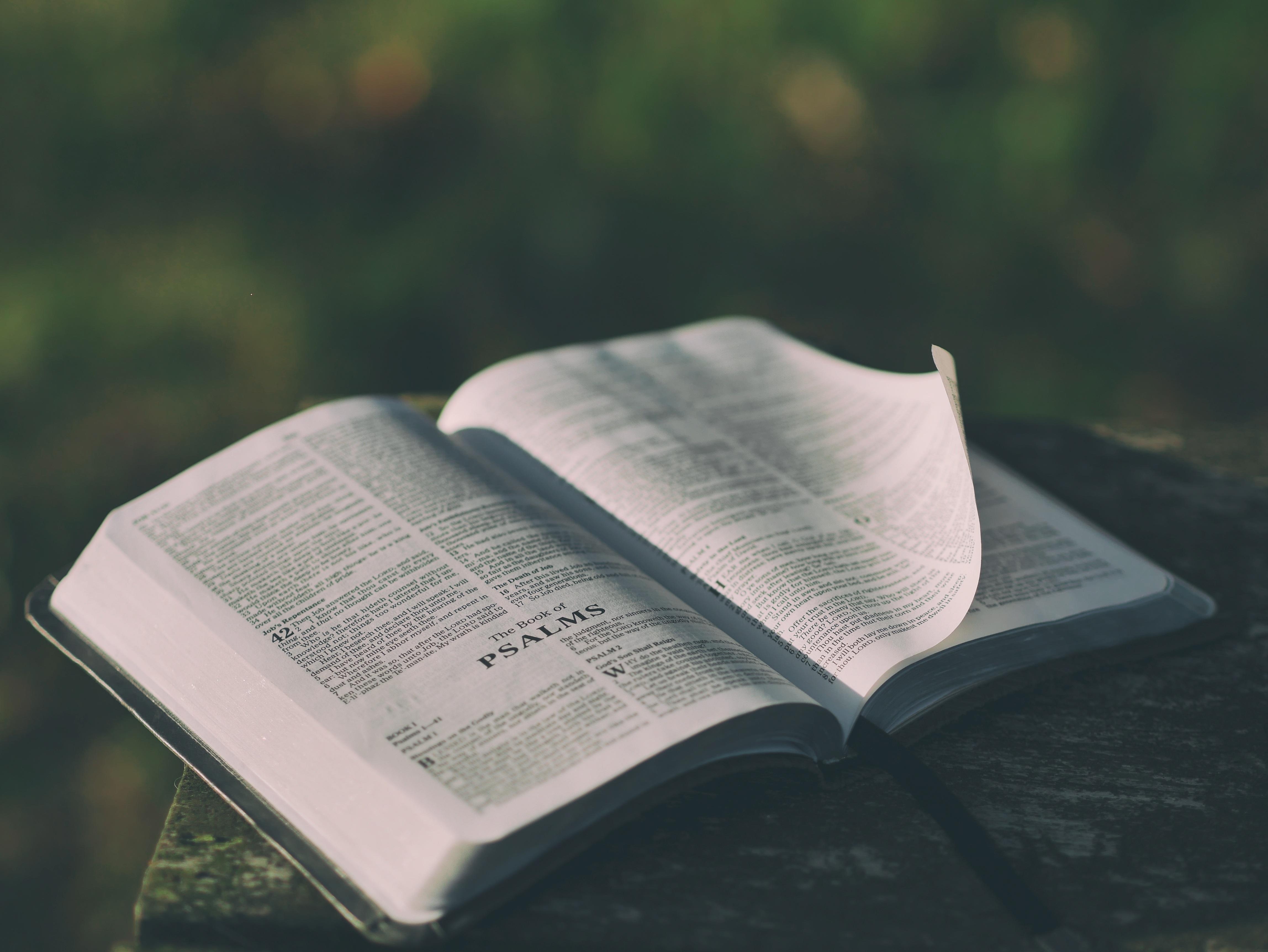 Христианские картинки с библией, открытка открытка
