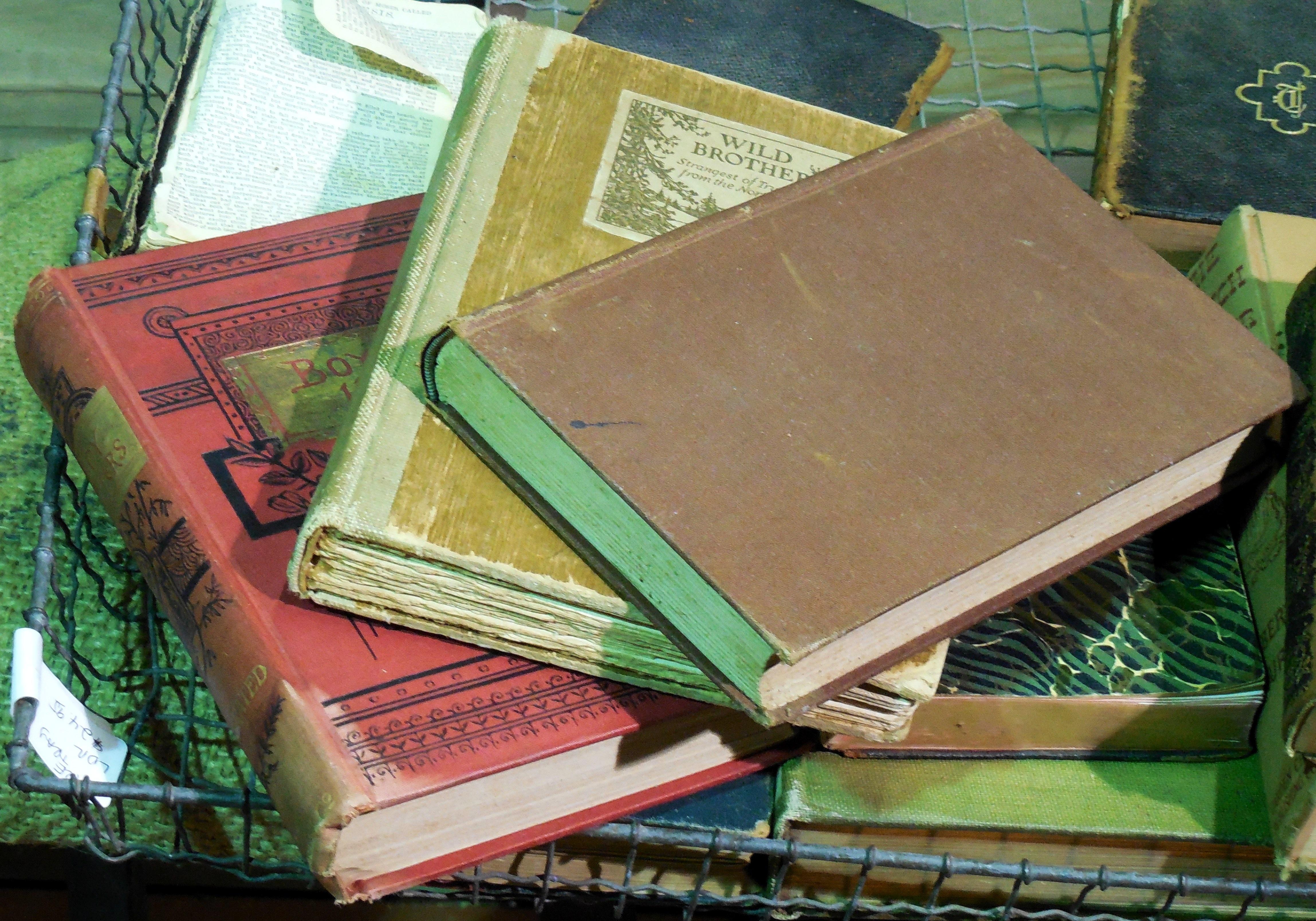Extrêmement Images Gratuites : livre, bois, blanc, cru, antique, Rétro  MJ37