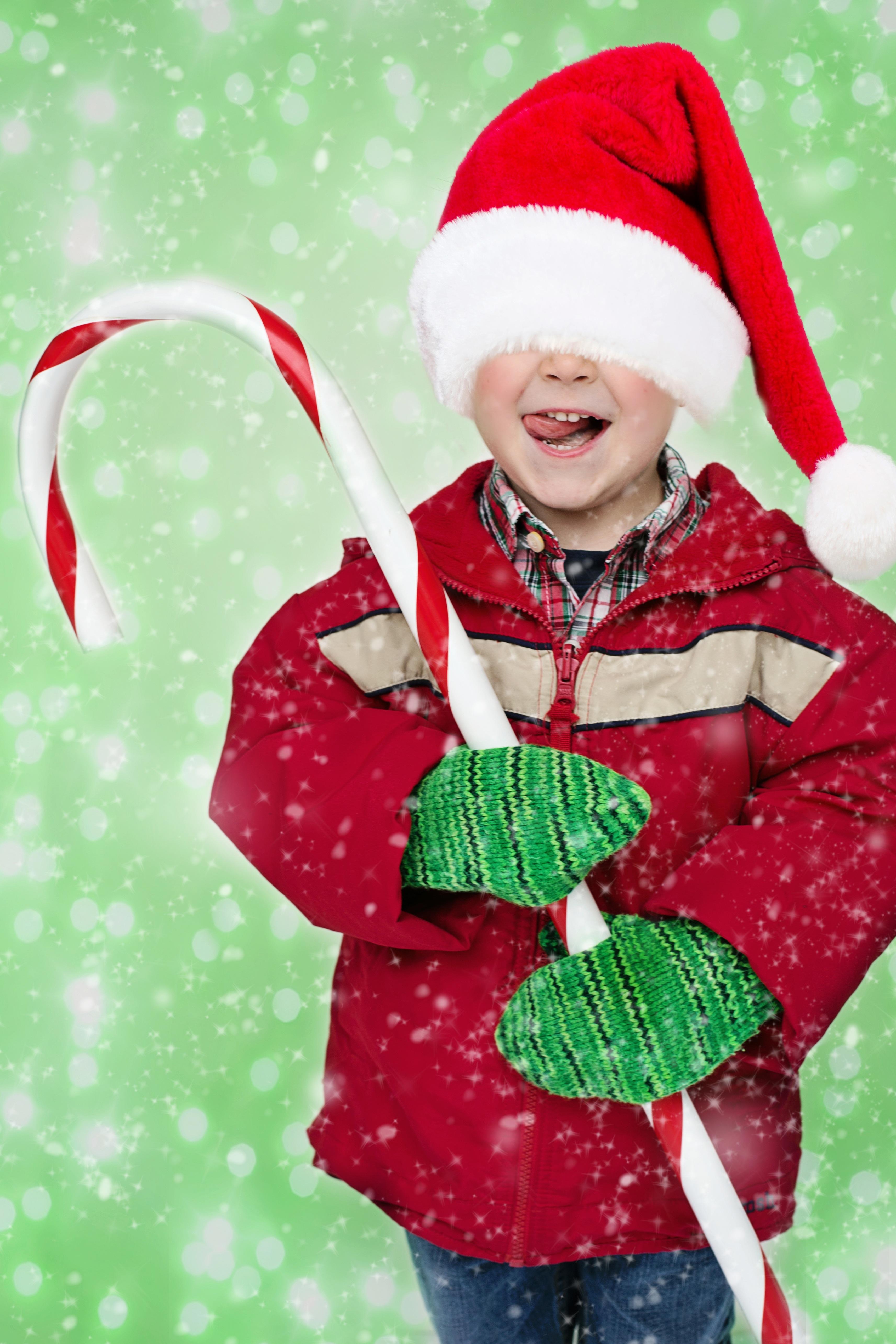 Free Images : holiday, child, season, happy, xmas, santa claus ...
