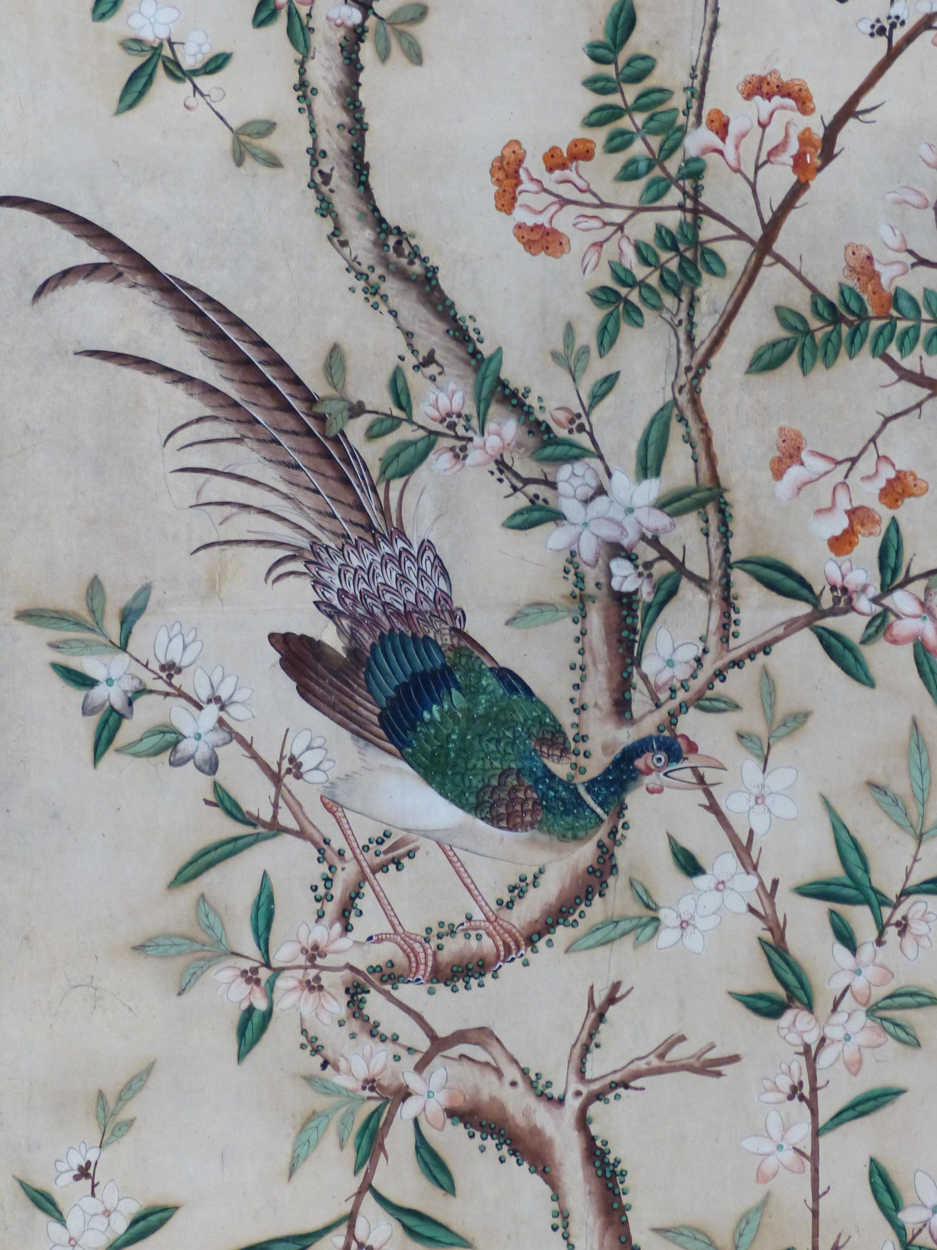 Cabang burung bunga kastil austria pegar seni sketsa kertas dinding salzburg hellbrunn schloss hellbrunn cina wallpaper